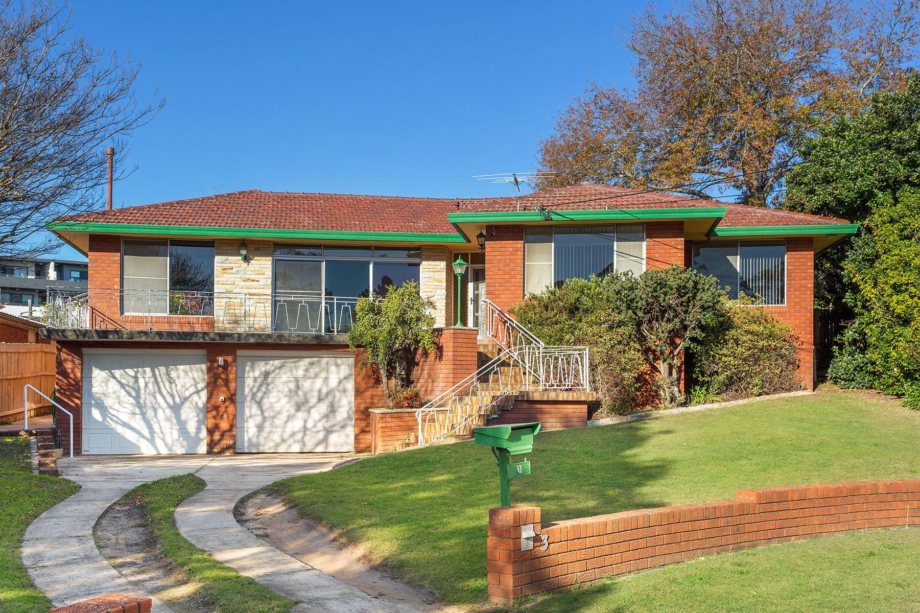 3 Wyvern Street, Epping, NSW 2121