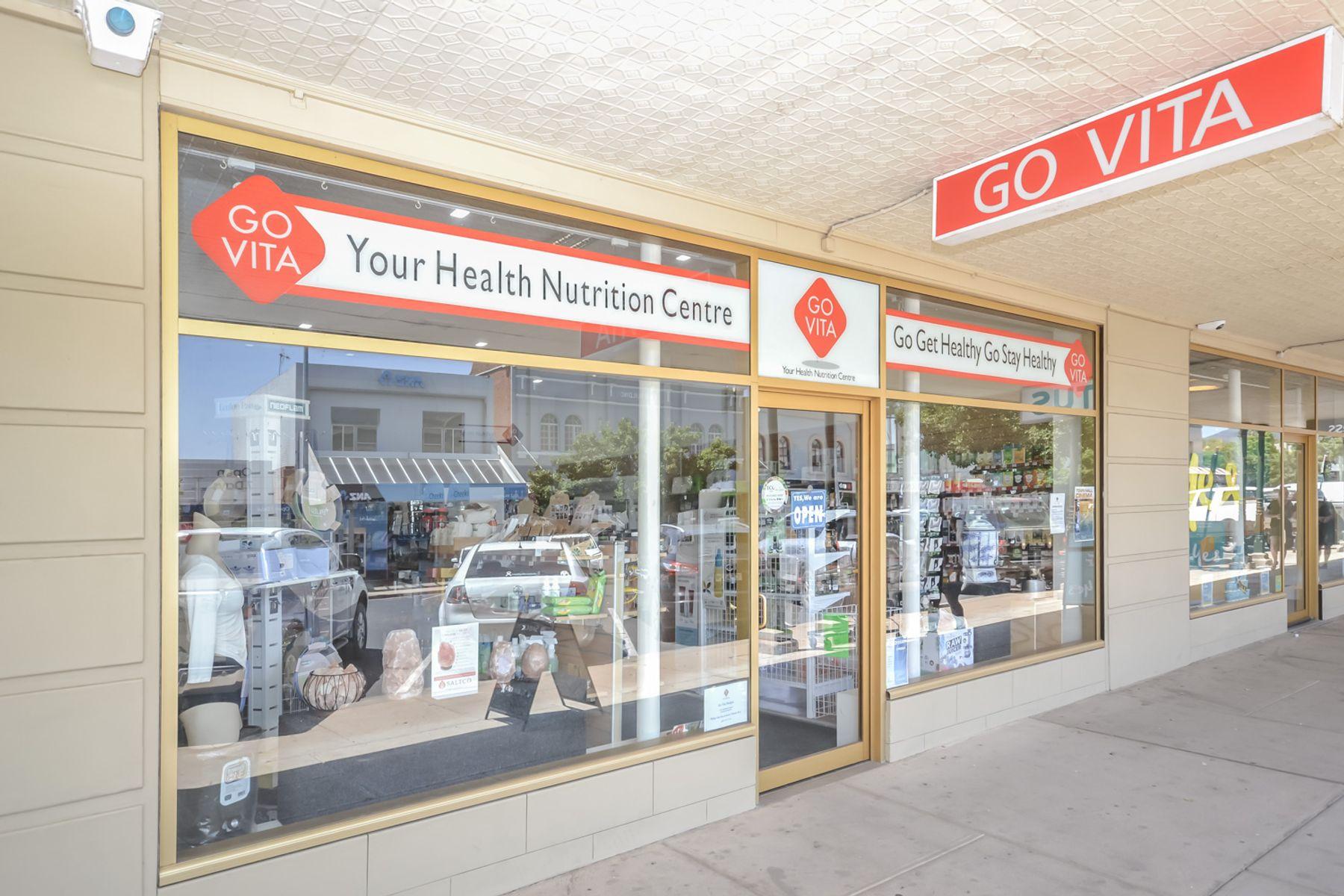 Go Vita Mudgee Town Centre Arcade, 19-41 Church Street, Mudgee, NSW 2850