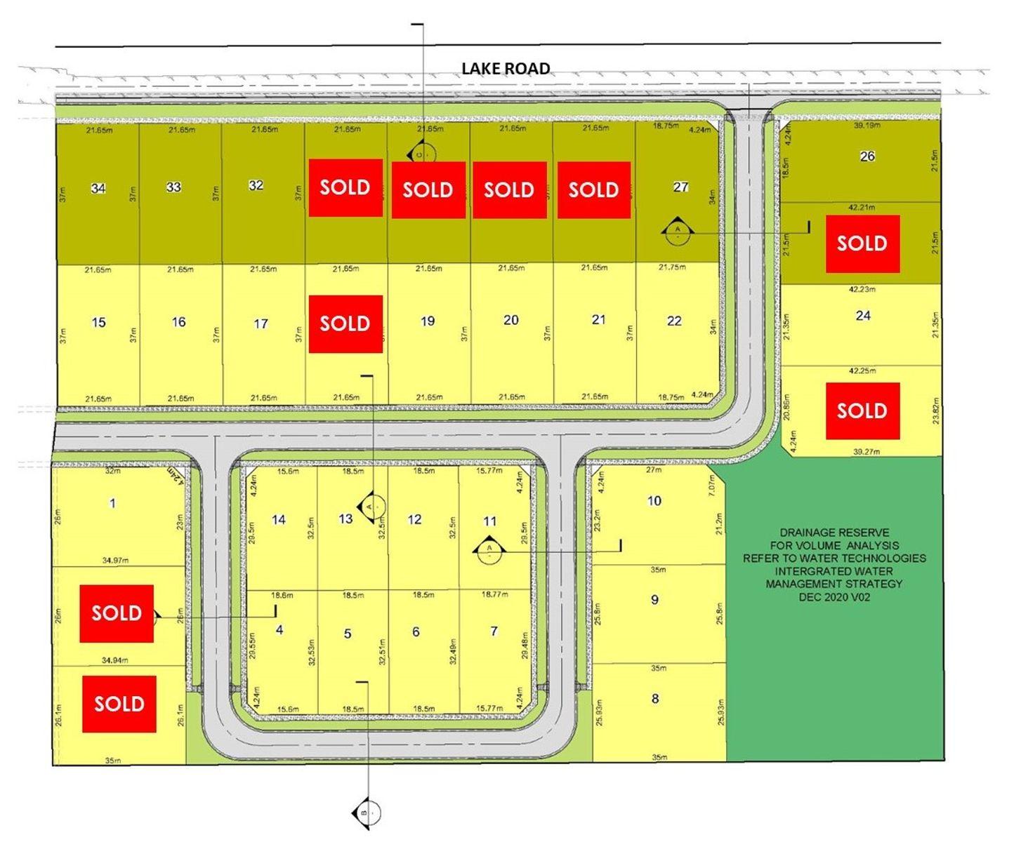 Lot 1-34 Lake Road, Kyabram, VIC 3620