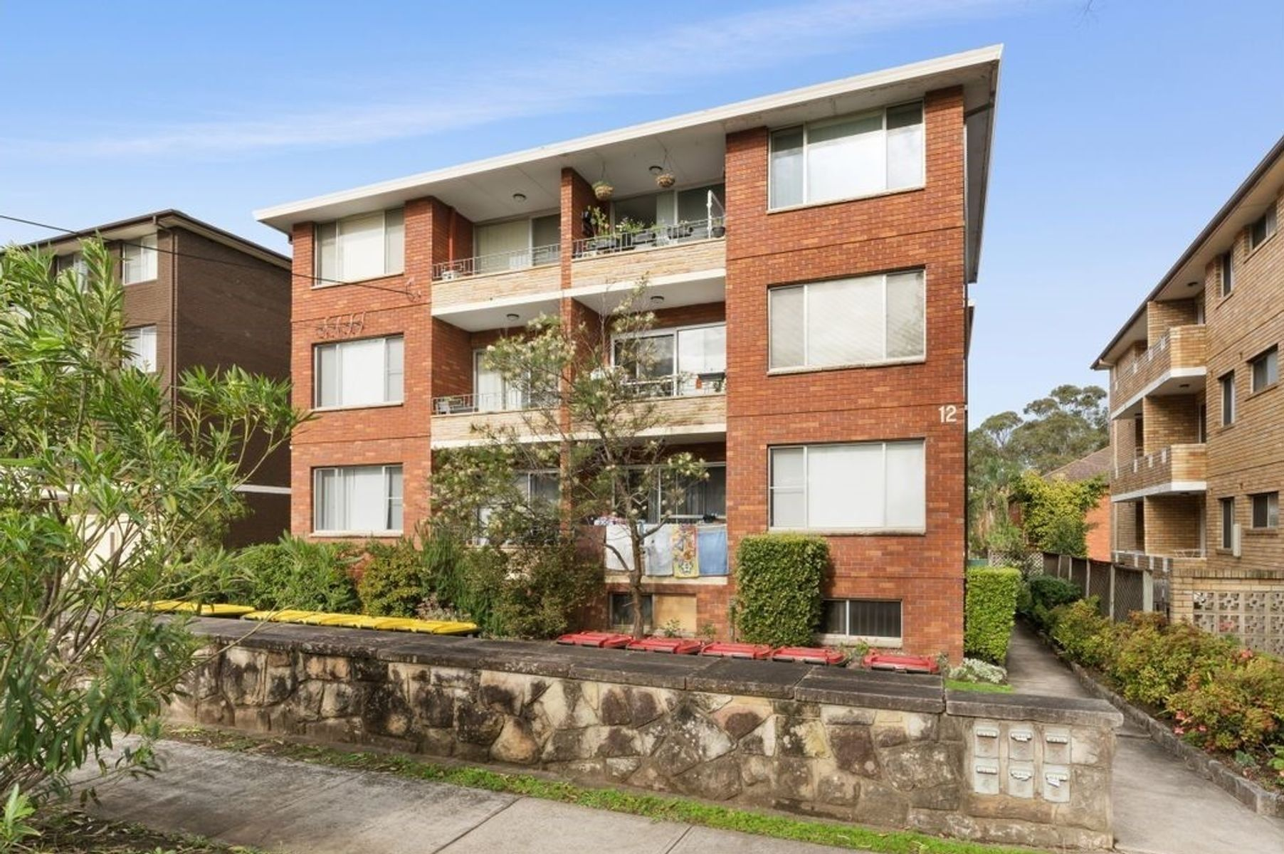 9/12 Adelaide Street, West Ryde, NSW 2114