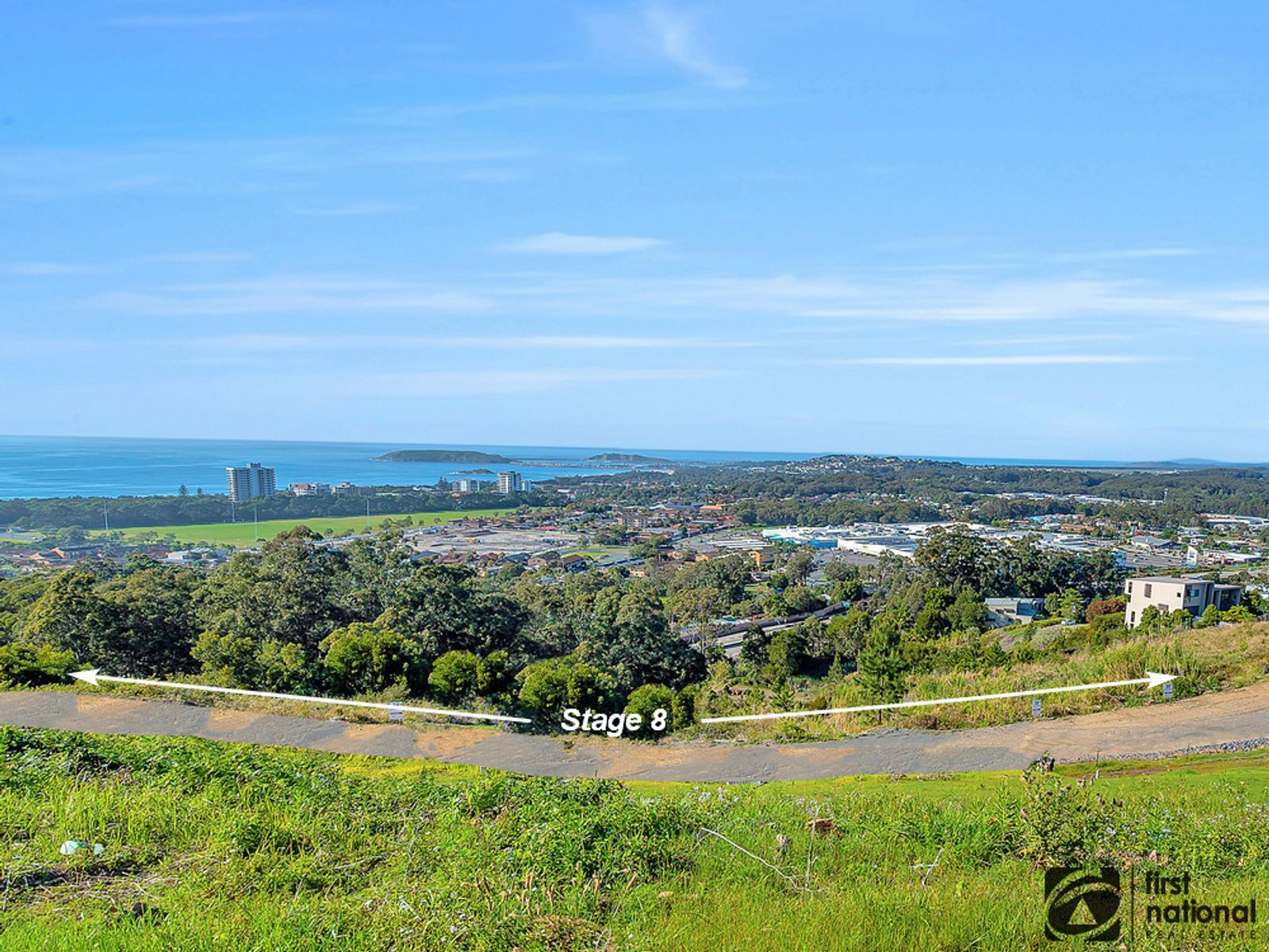 Lot 111-125 Dress Circle, The Summit, Coffs Harbour, NSW 2450