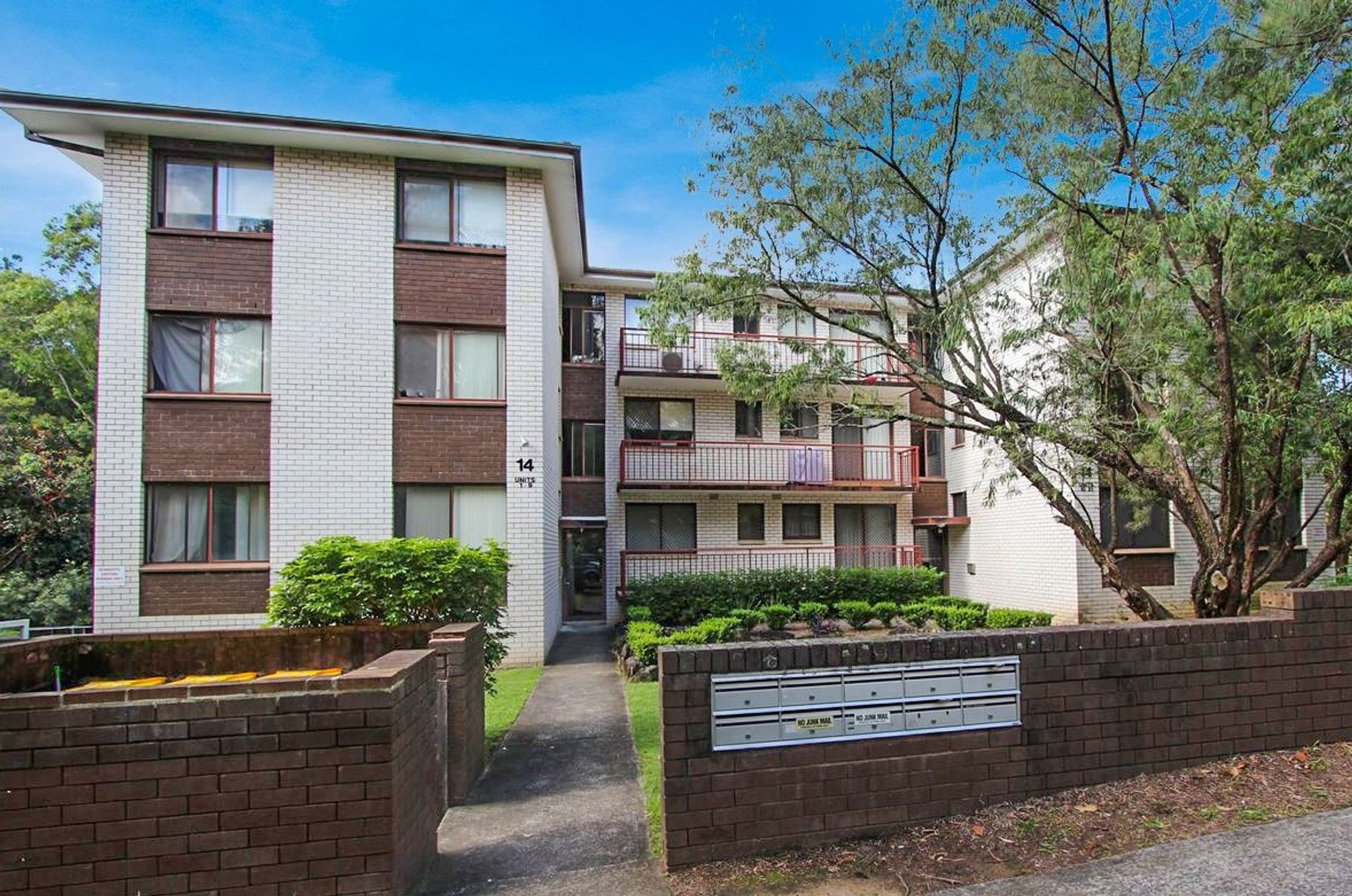 5/18-14  Cottonwood Crescent, Macquarie Park, NSW 2113