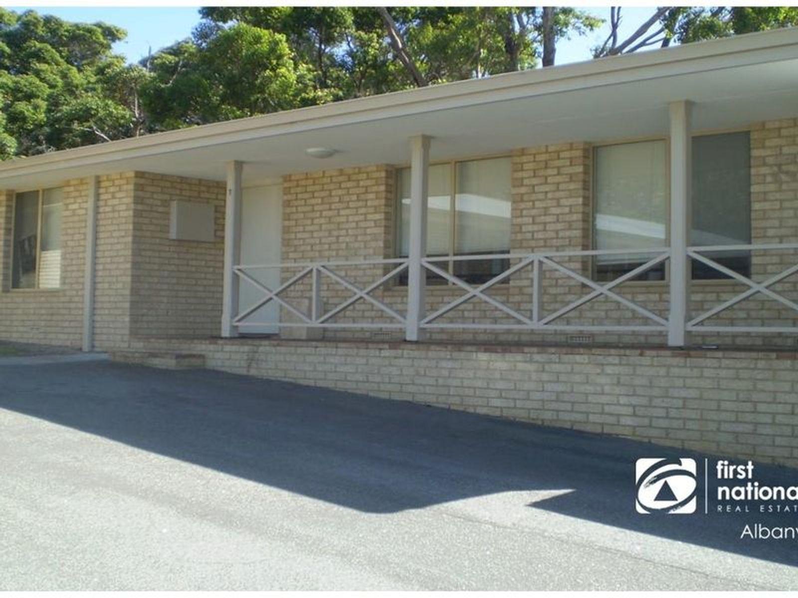 7/199 Middleton Beach Road, Mount Clarence, WA 6330