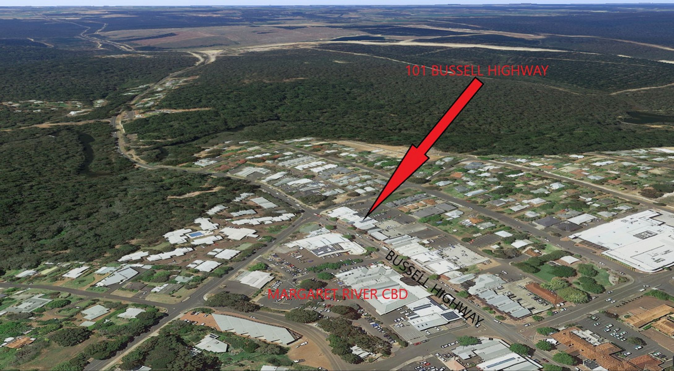 101 Bussell Highway, Margaret River, WA 6285