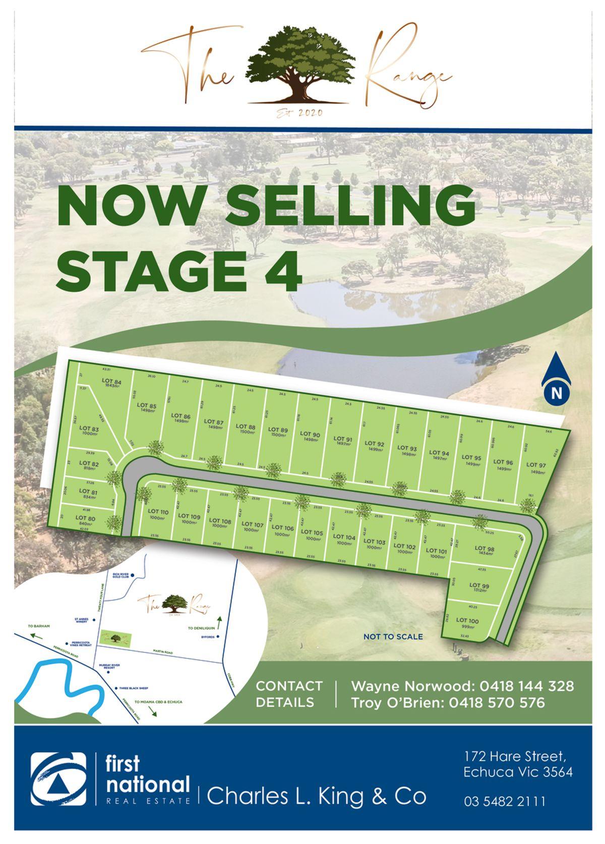 Lot 100 24 Lane Lane, Moama, NSW 2731