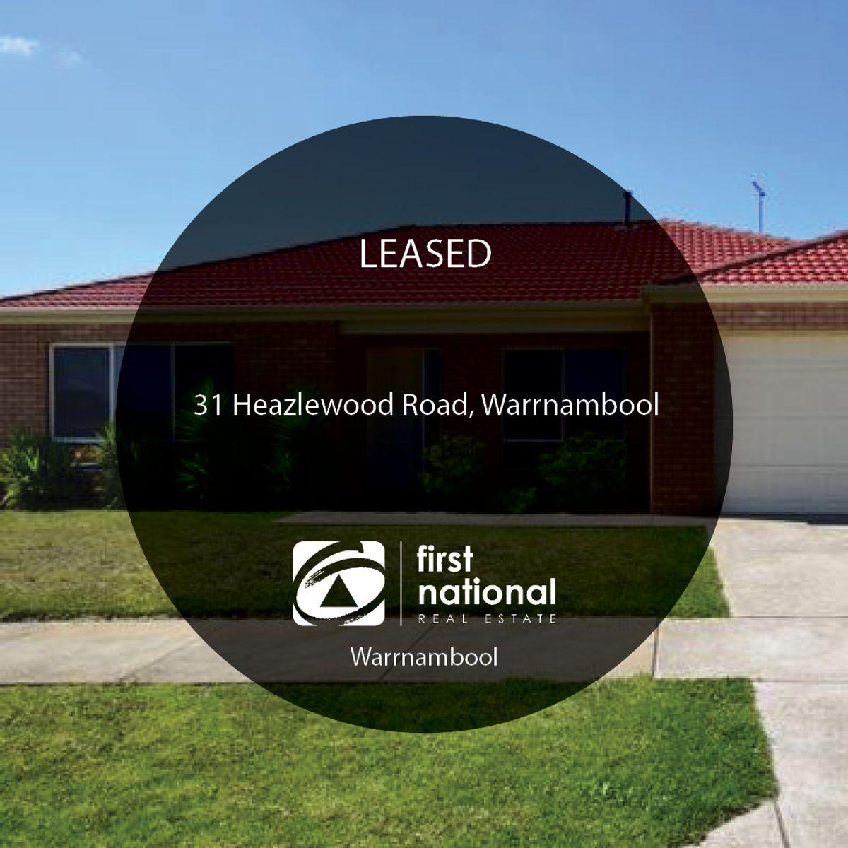 31 Heazlewood Road, Warrnambool, VIC 3280