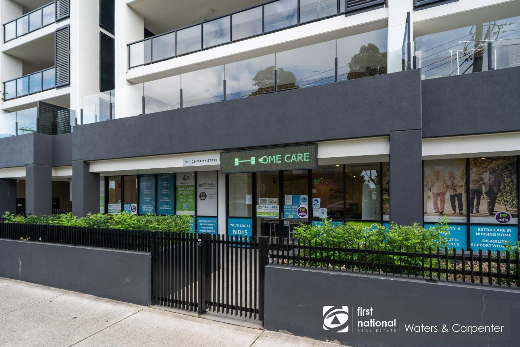 2/27-29 Mary Street, Auburn, NSW 2144