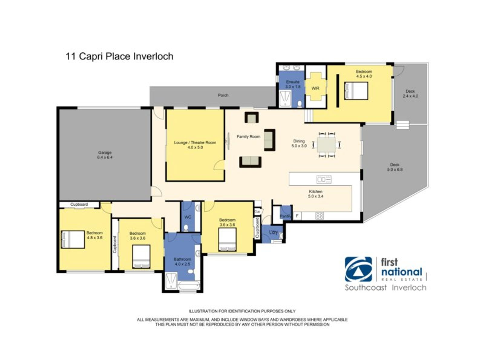 11 Capri Place, Inverloch, VIC 3996