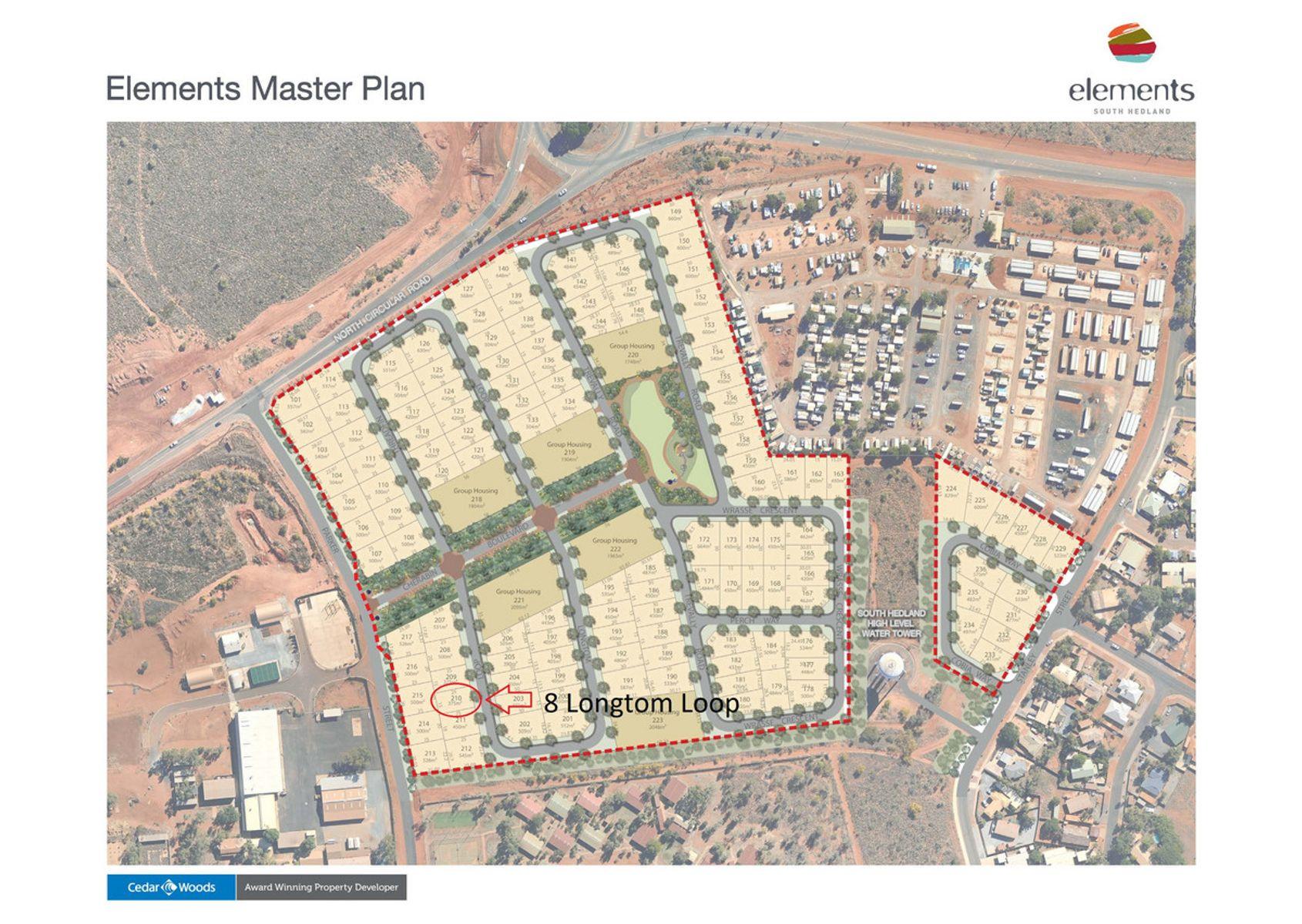 8 Longtom Loop, South Hedland, WA 6722