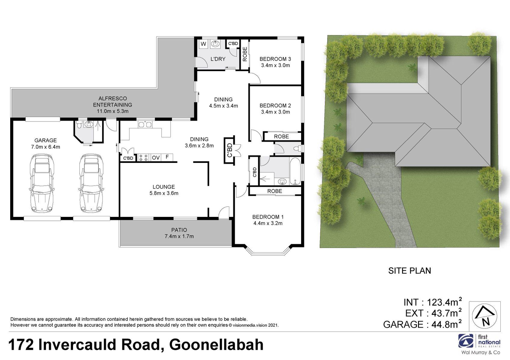 172 Invercauld Road, Goonellabah, NSW 2480