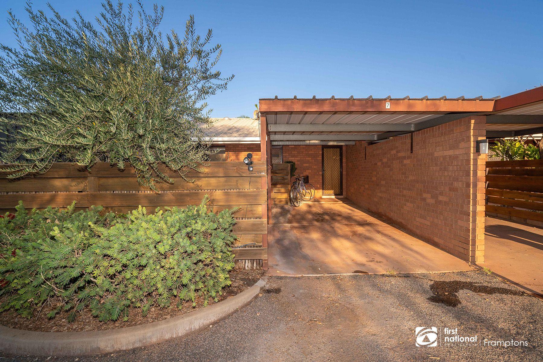 7/92 Barrett Drive, Desert Springs, NT 0870