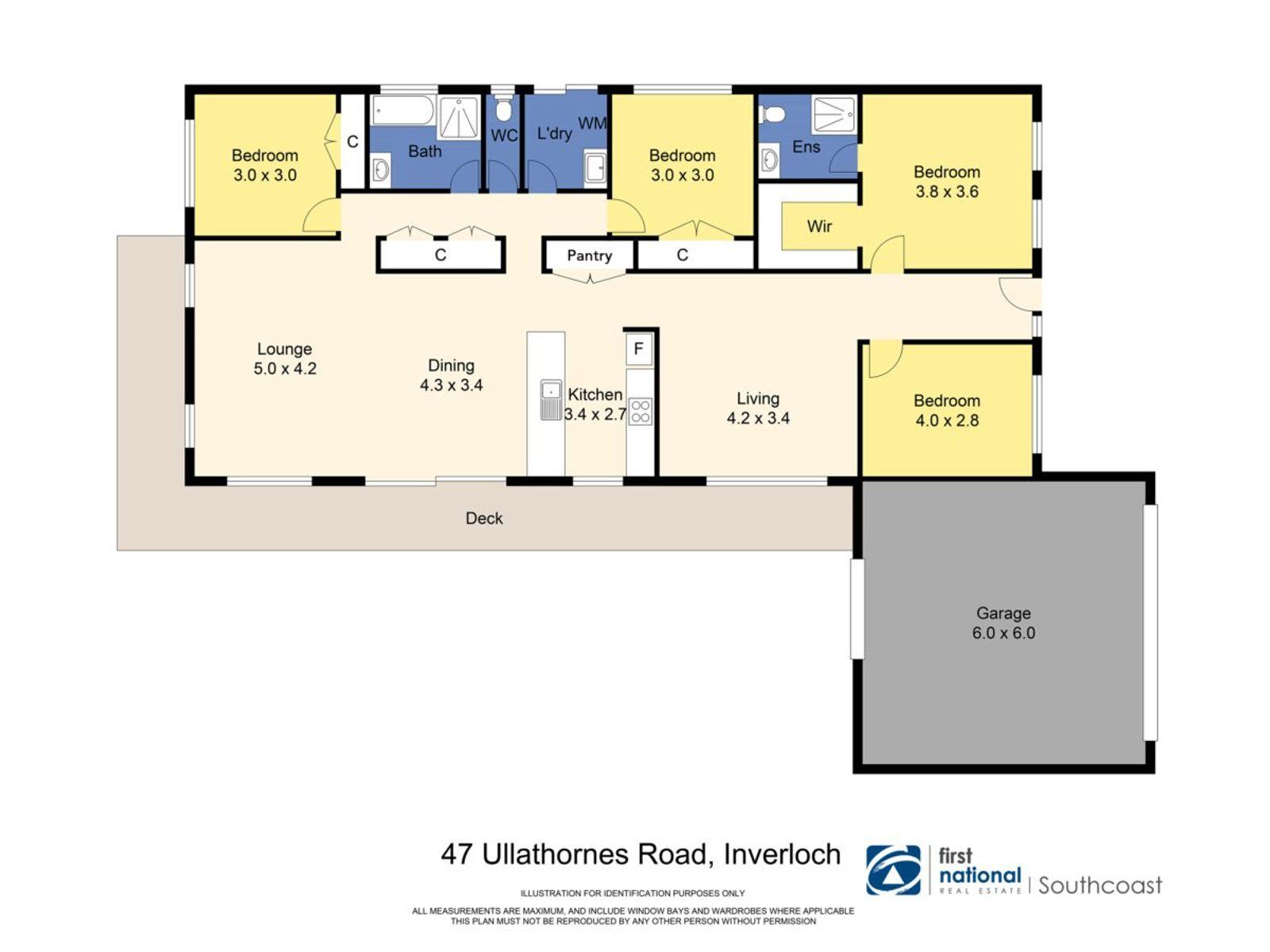 47 Ullathornes Road, Inverloch, VIC 3996