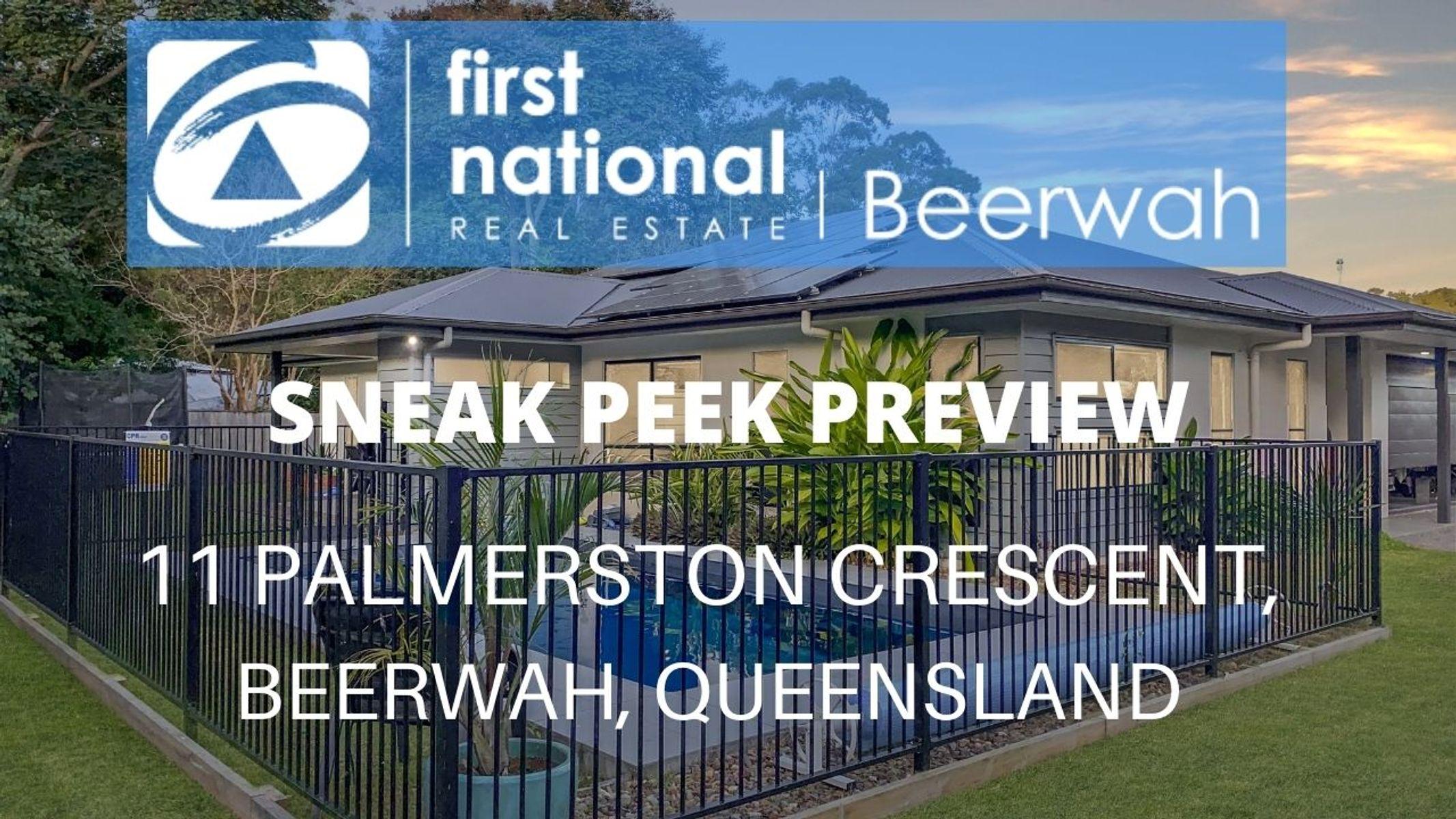 11 Palmerston Crescent, Beerwah, QLD 4519