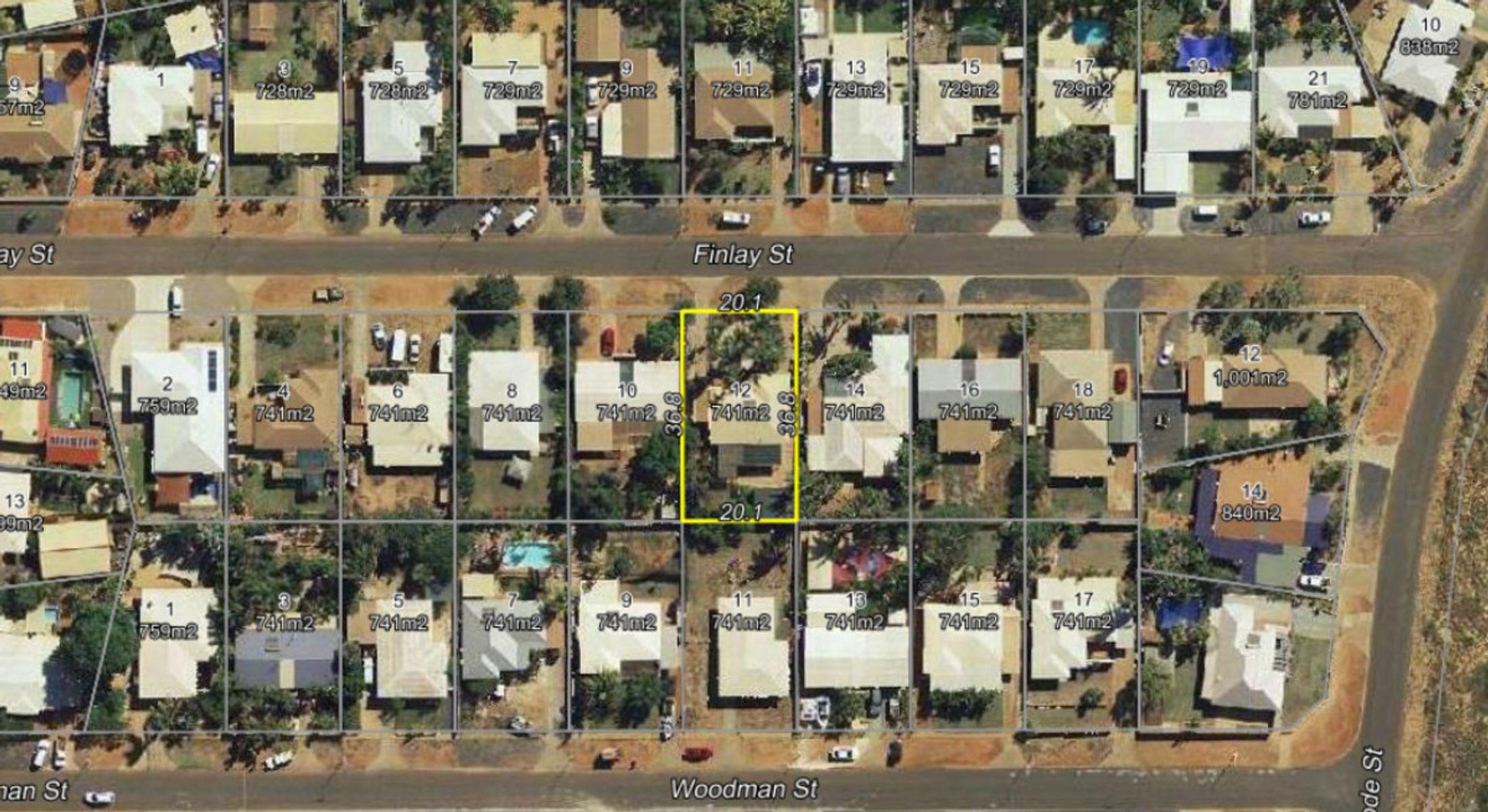12 Finlay Street, Port Hedland, WA 6721