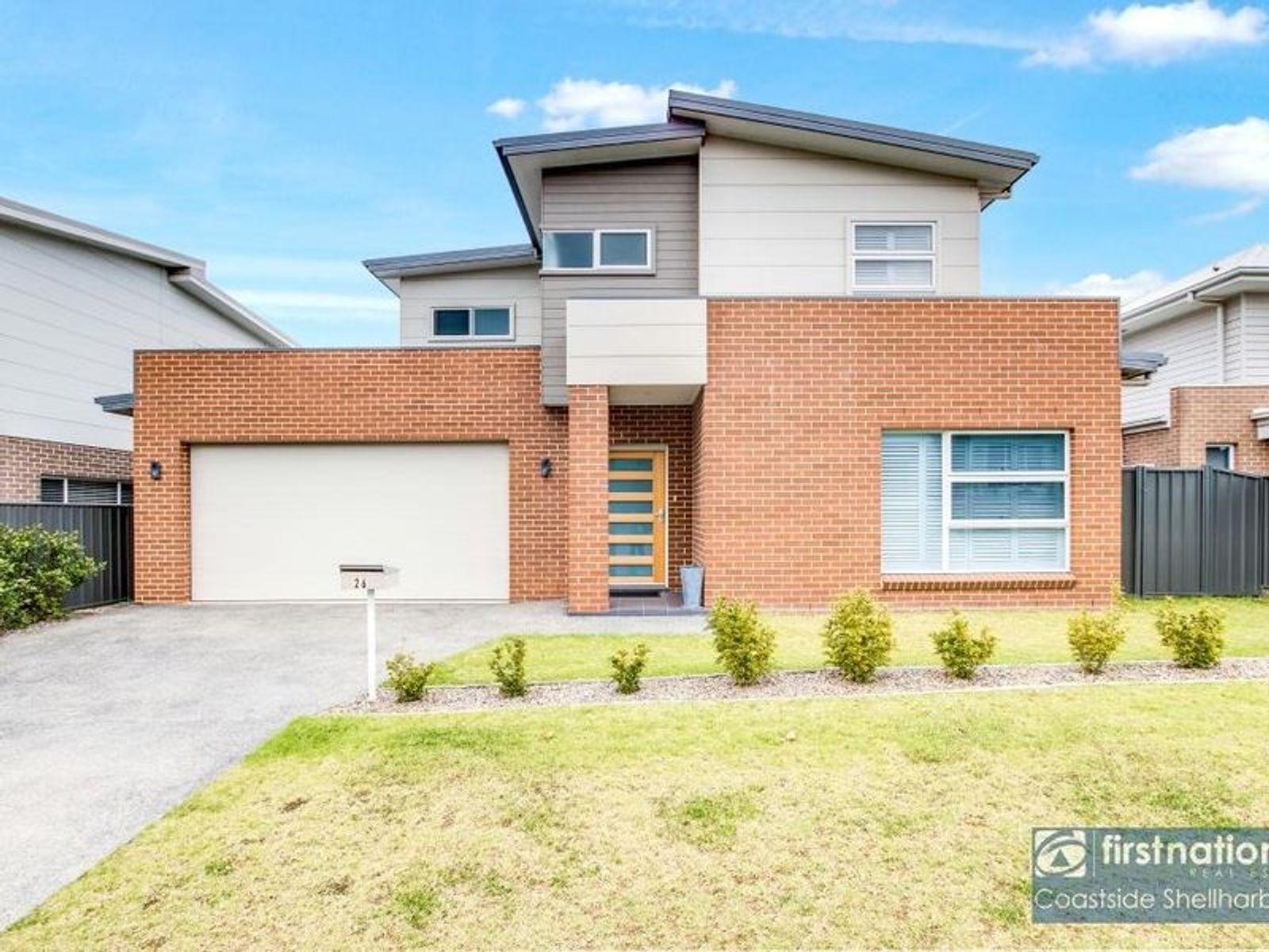 26 Elizabeth Circuit, Flinders, NSW 2529