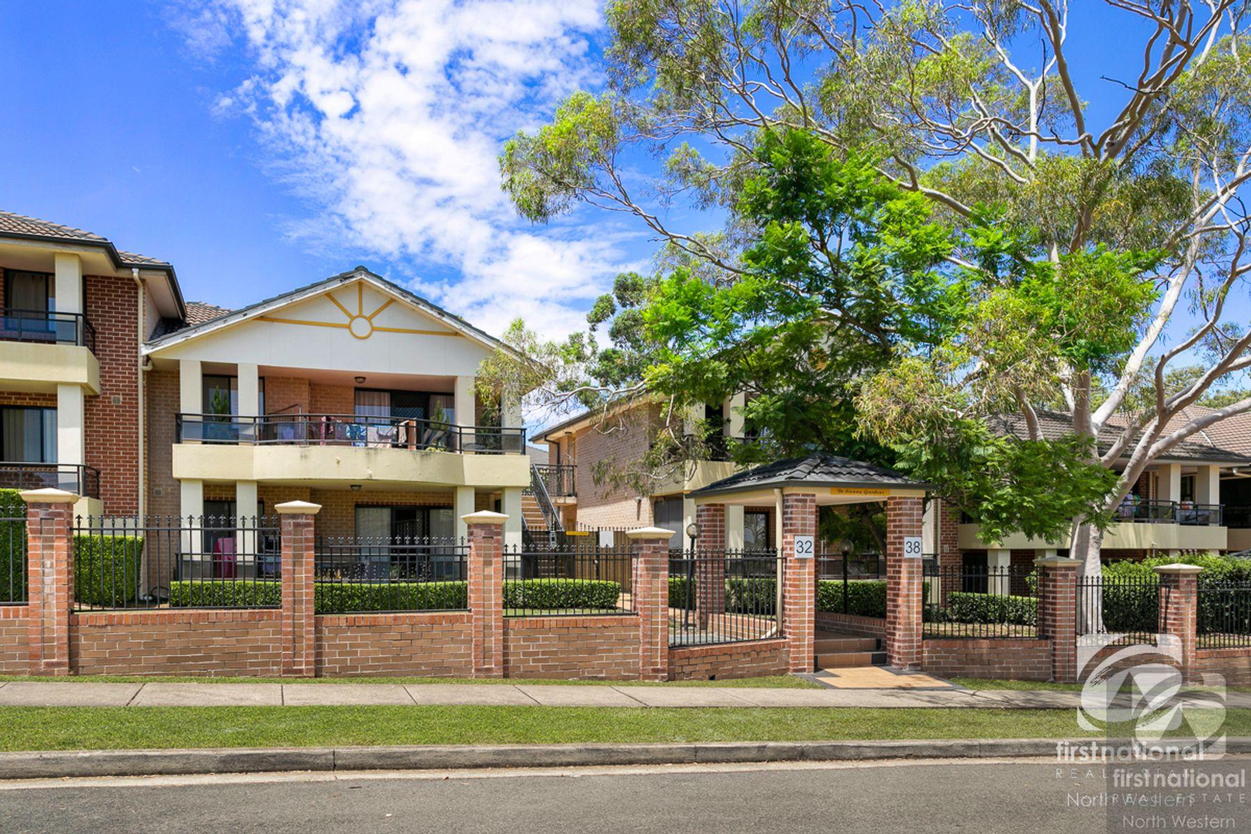 39/32-38 Dobson Crescent, Baulkham Hills, NSW 2153