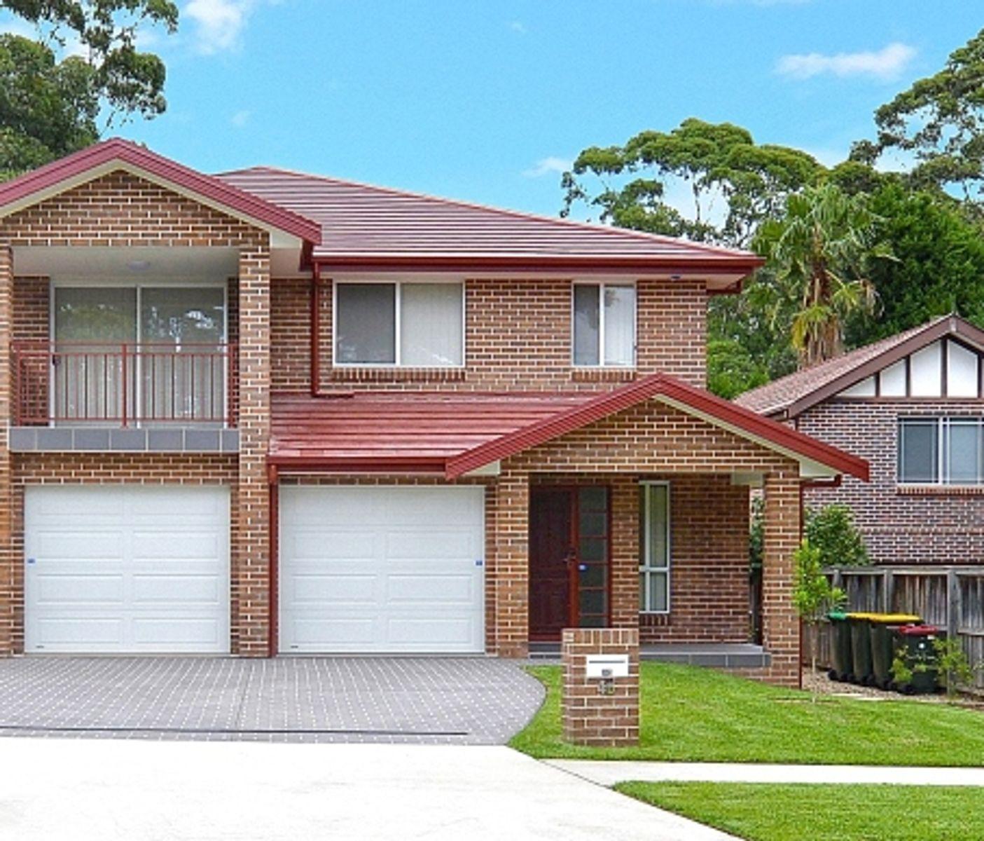 4B Bertram Street, Eastwood, NSW 2122