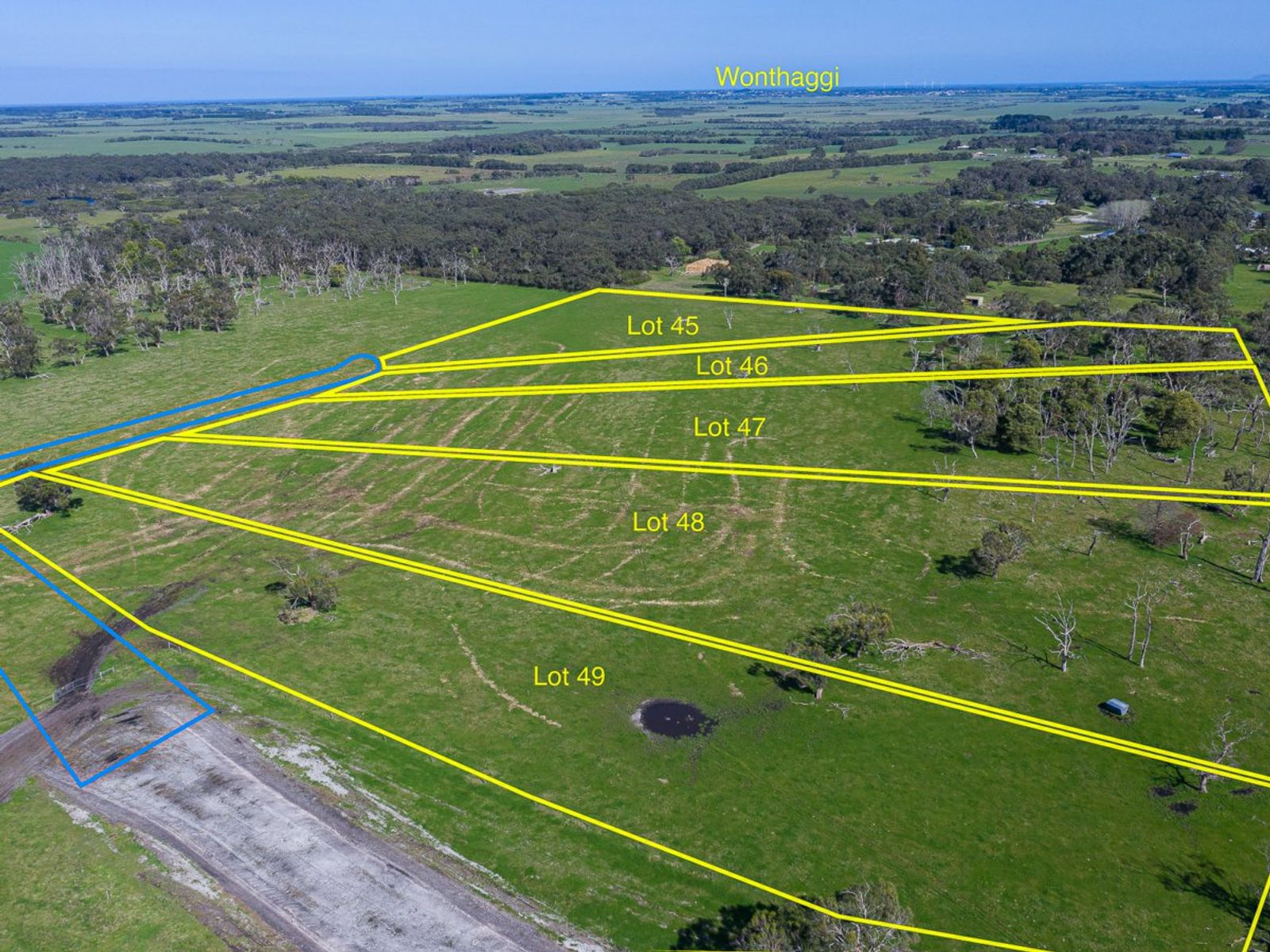 LOT 47 660 LYNNES ROAD, Wattle Bank, VIC 3995