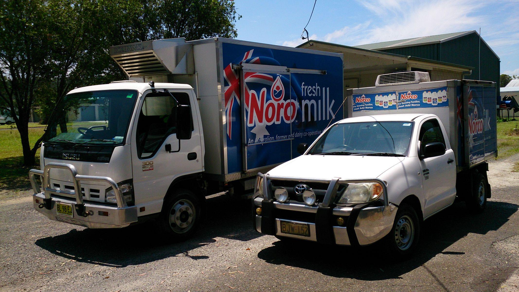 Maclean Milk - 2 Re Road, Townsend, NSW 2463