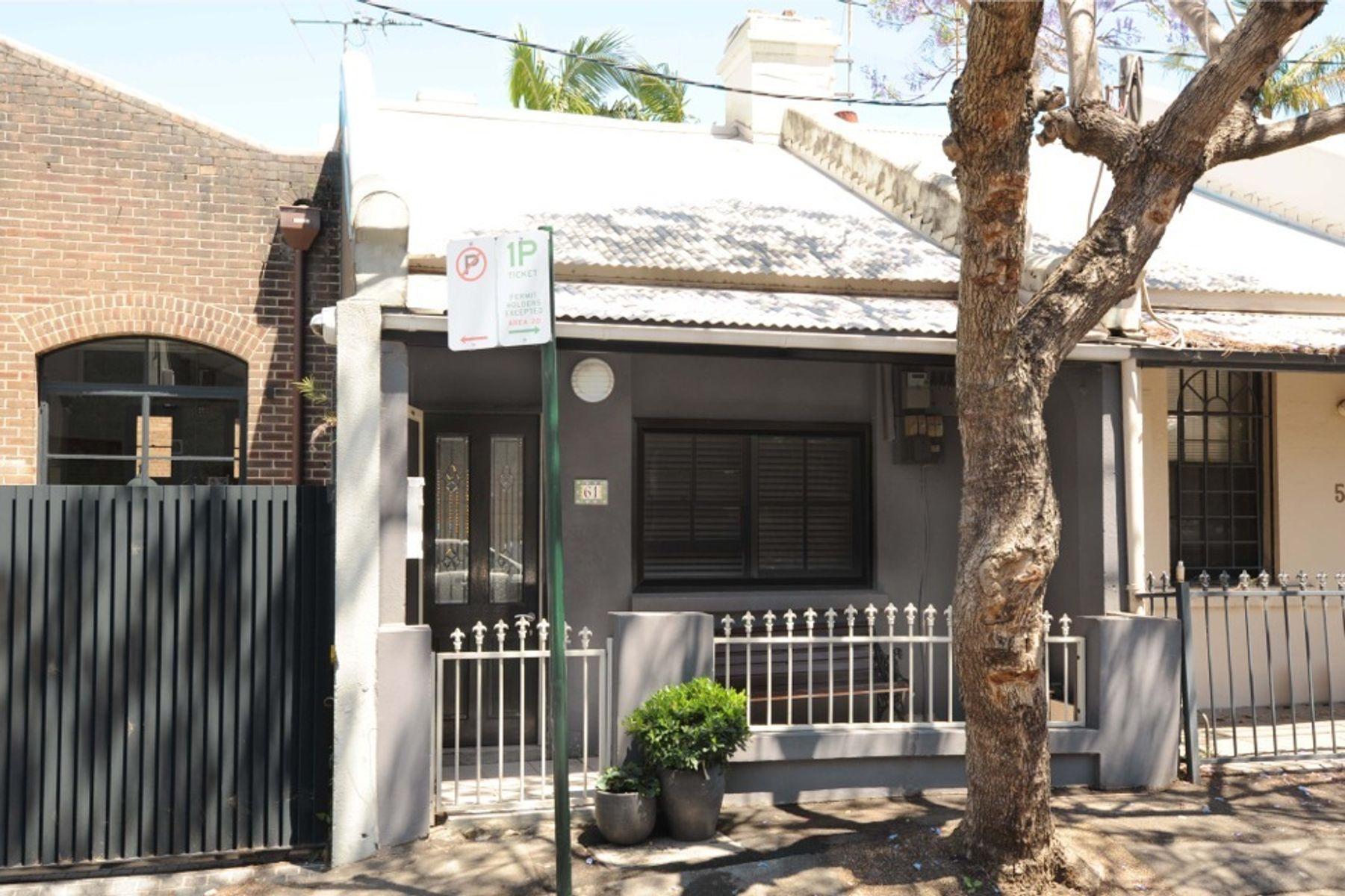 61 Little Mount Street, Pyrmont, NSW 2009