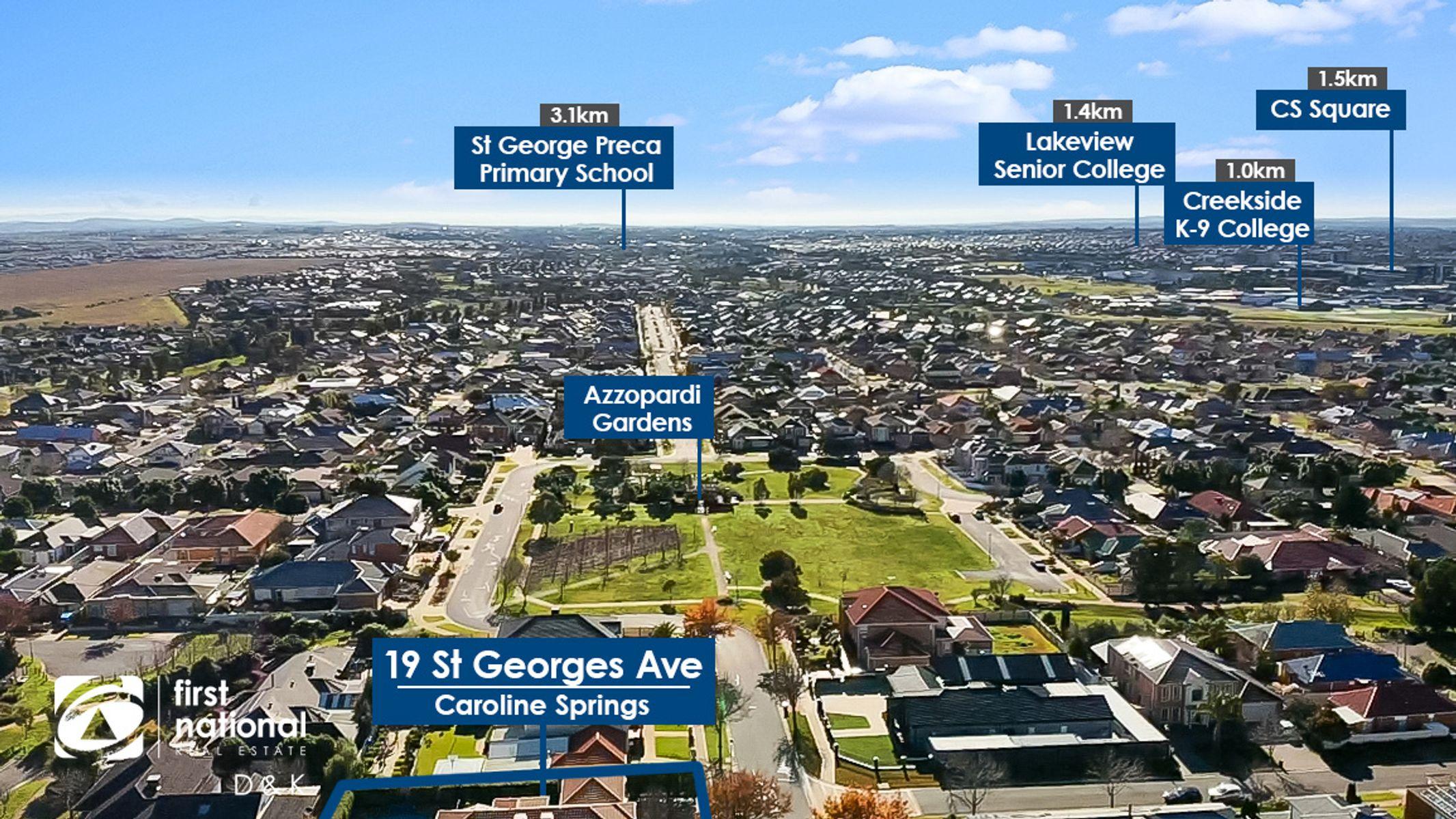 19 St Georges Avenue, Caroline Springs, VIC 3023