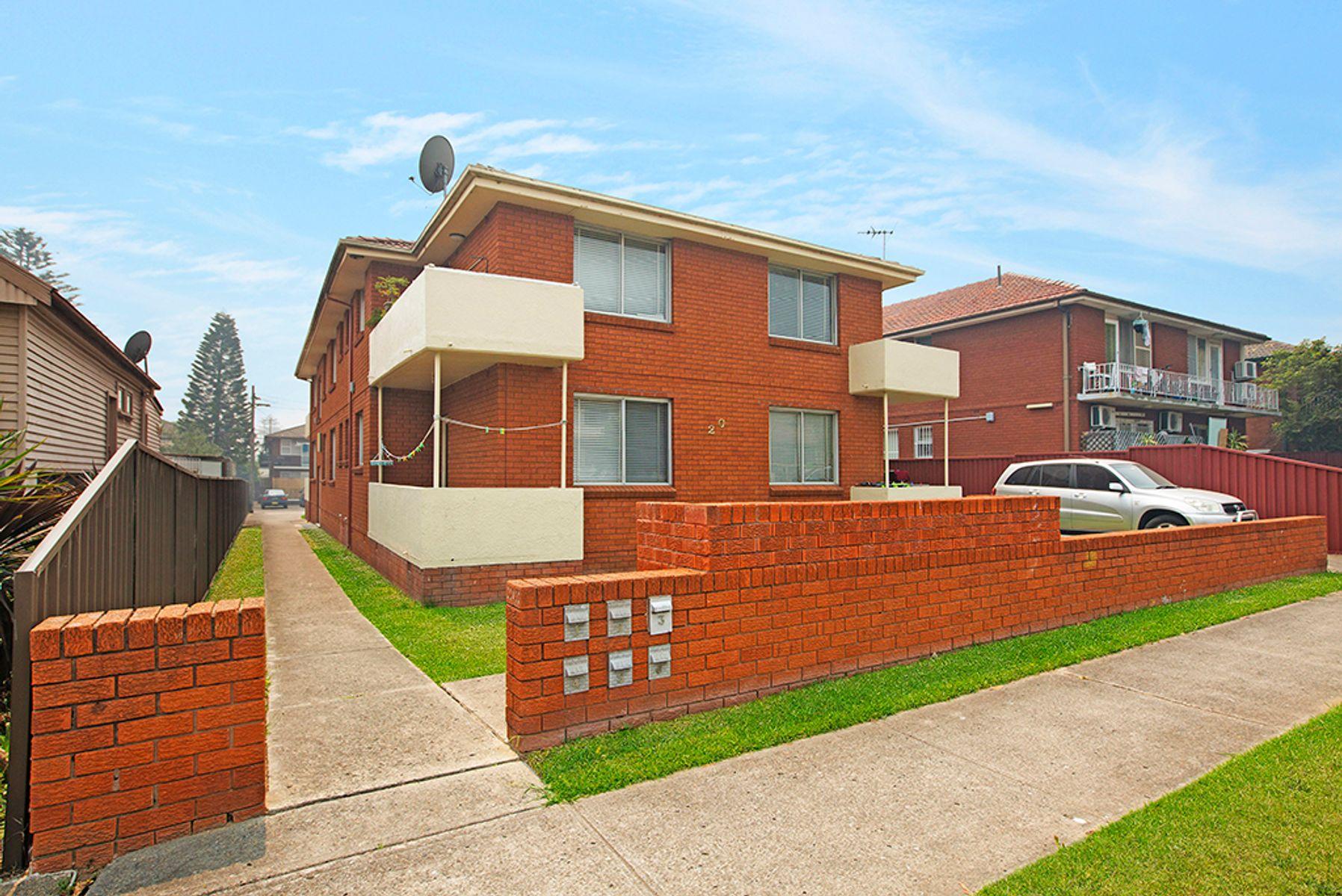 4/20 Oswald Street, Campsie, NSW 2194