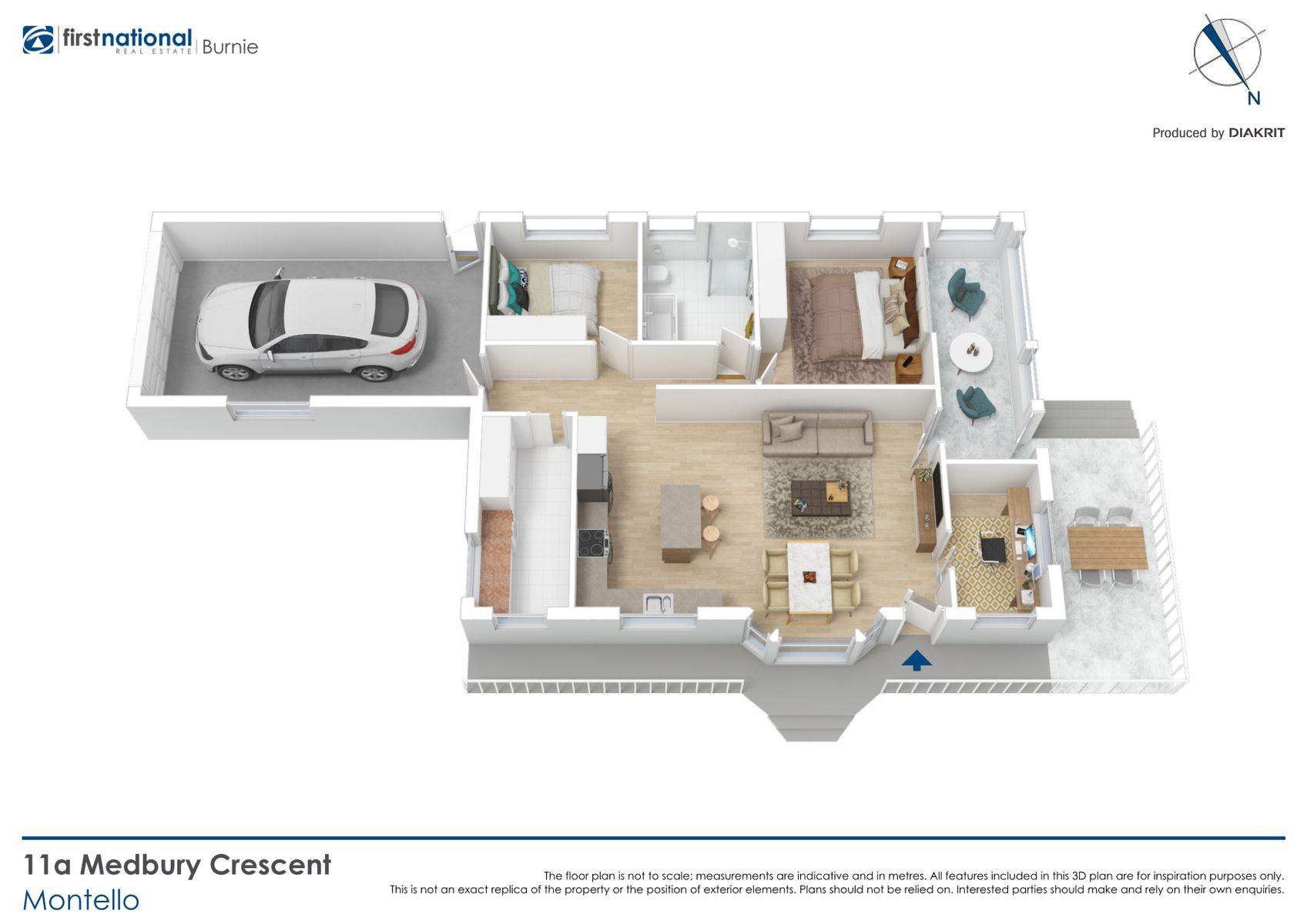 11A Medbury Crescent, Montello, TAS 7320