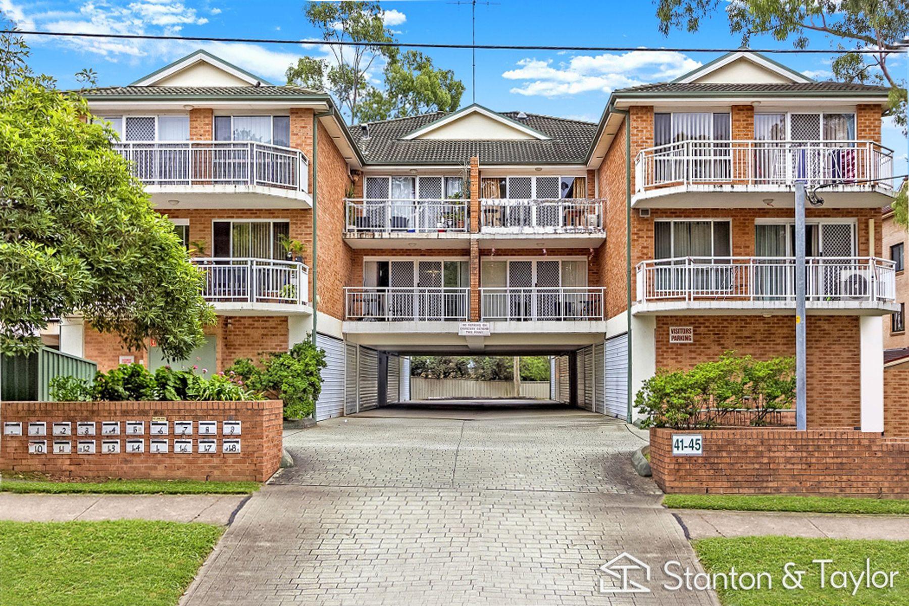 11/41-45 Evan Street, Penrith, NSW 2750