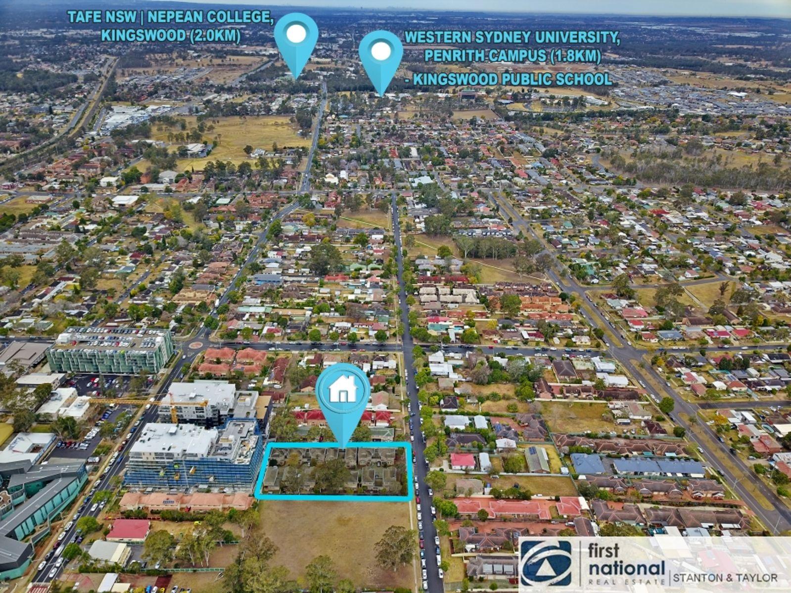 12/61-63 Stafford Street, Kingswood, NSW 2747