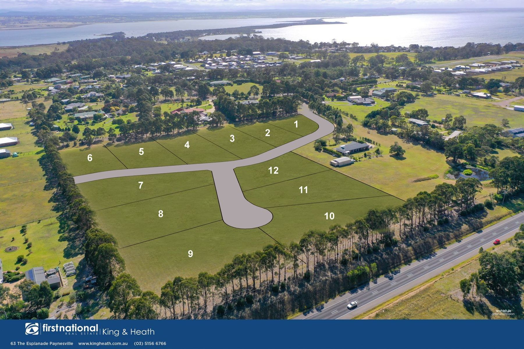 Lot 3 Rowellan Drive, Eagle Point, VIC 3878