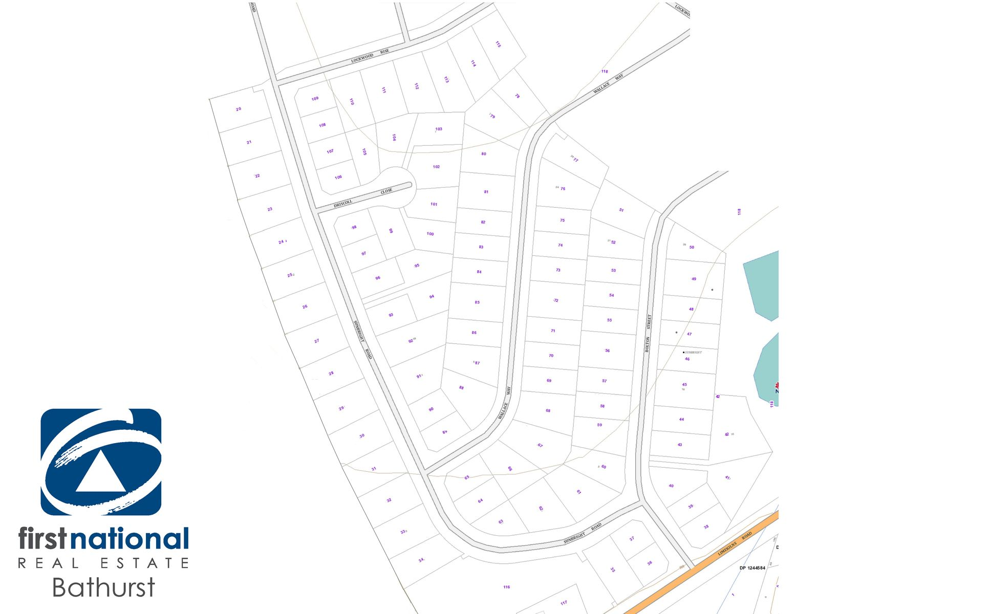 Lot 95 Sunnybright Estate, Kelso, NSW 2795