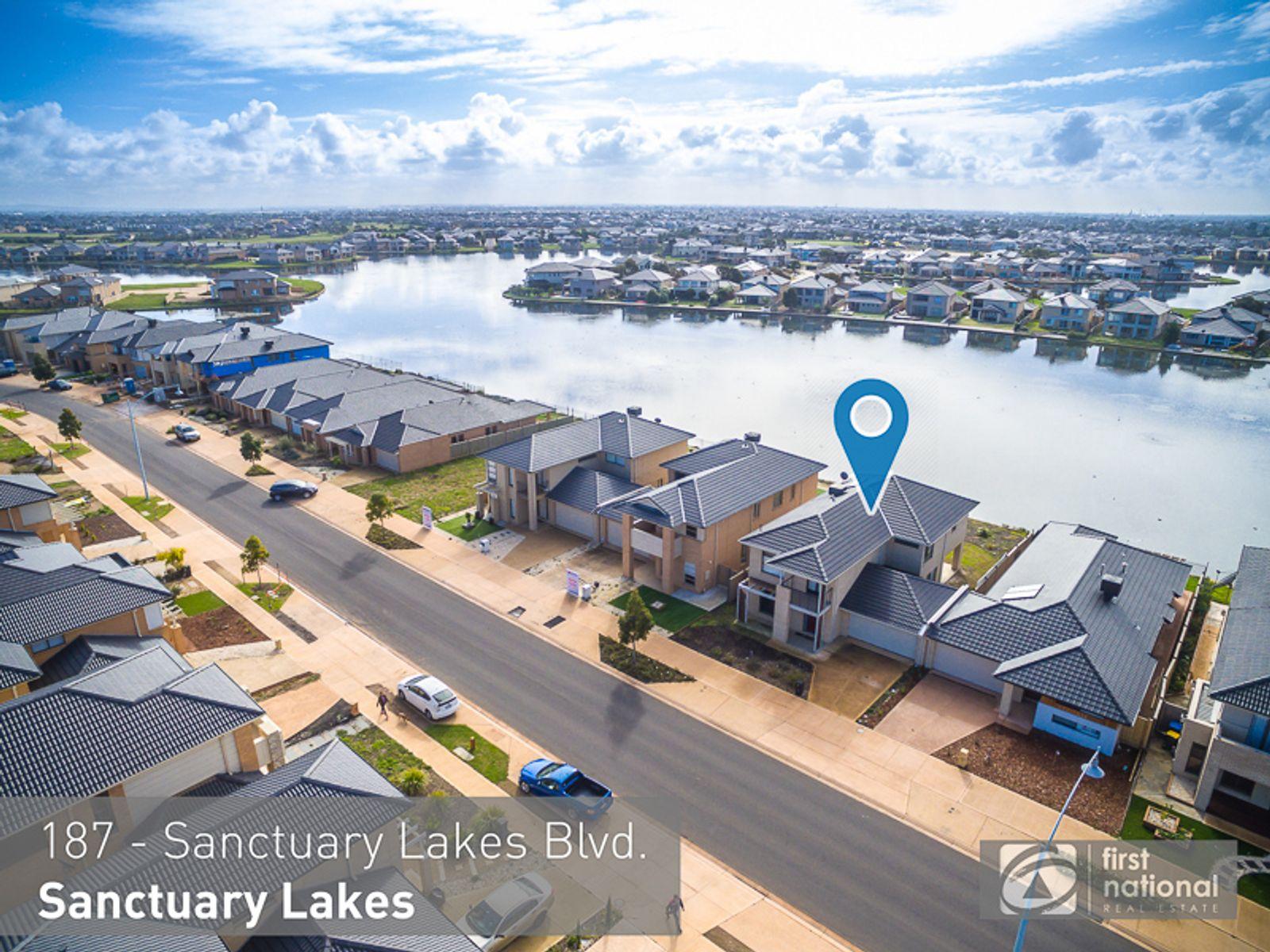 187 Sanctuary Lakes South Boulevard, Sanctuary Lakes, VIC 3030