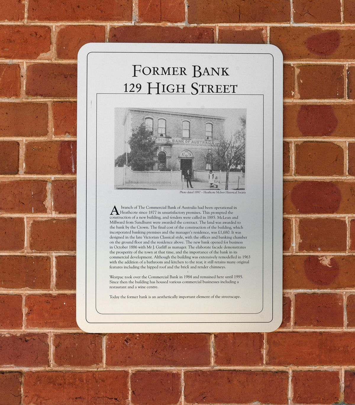 129 High Street, Heathcote, VIC 3523