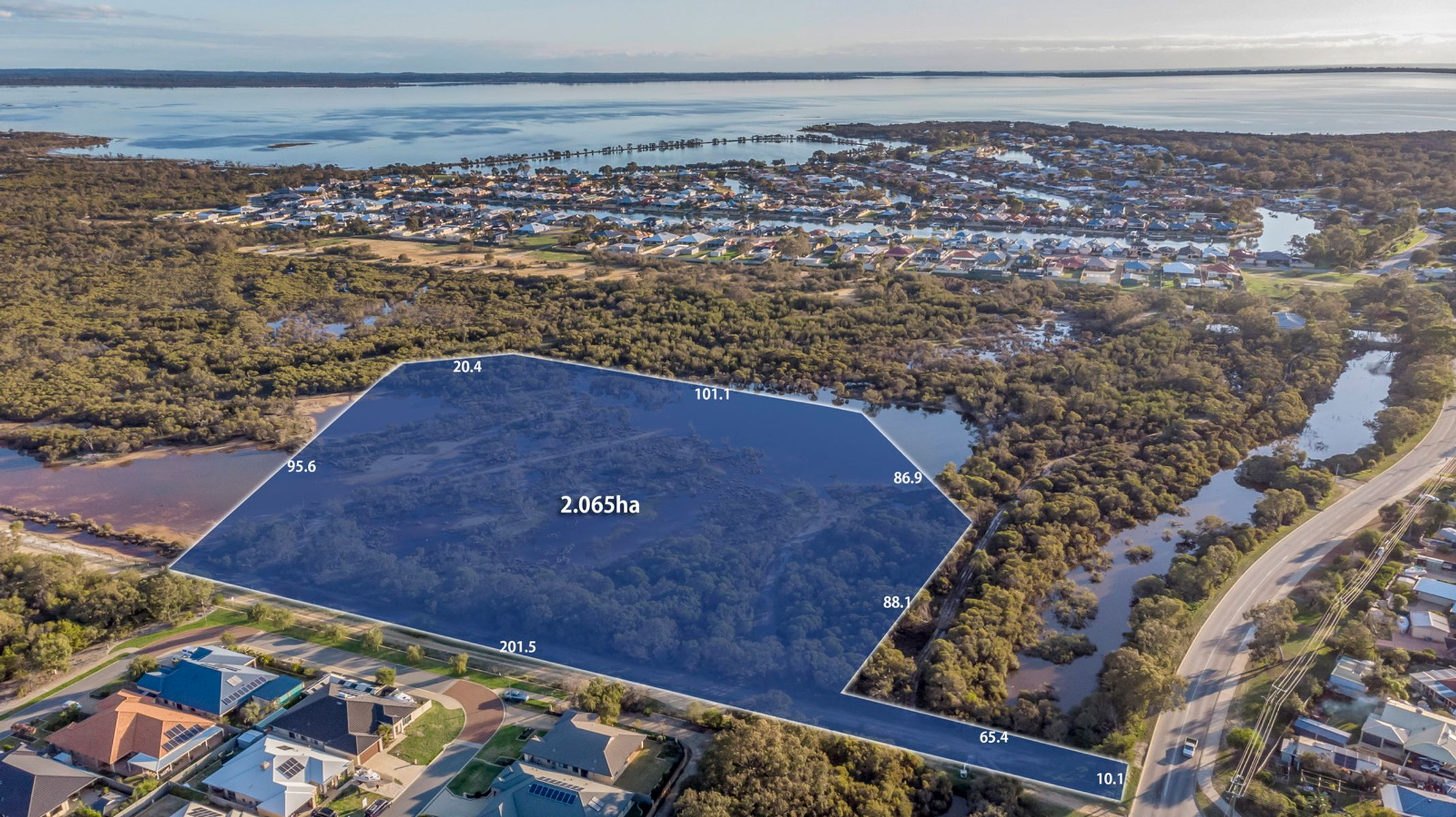 Lot 393 South Yunderup Road, South Yunderup, WA 6208