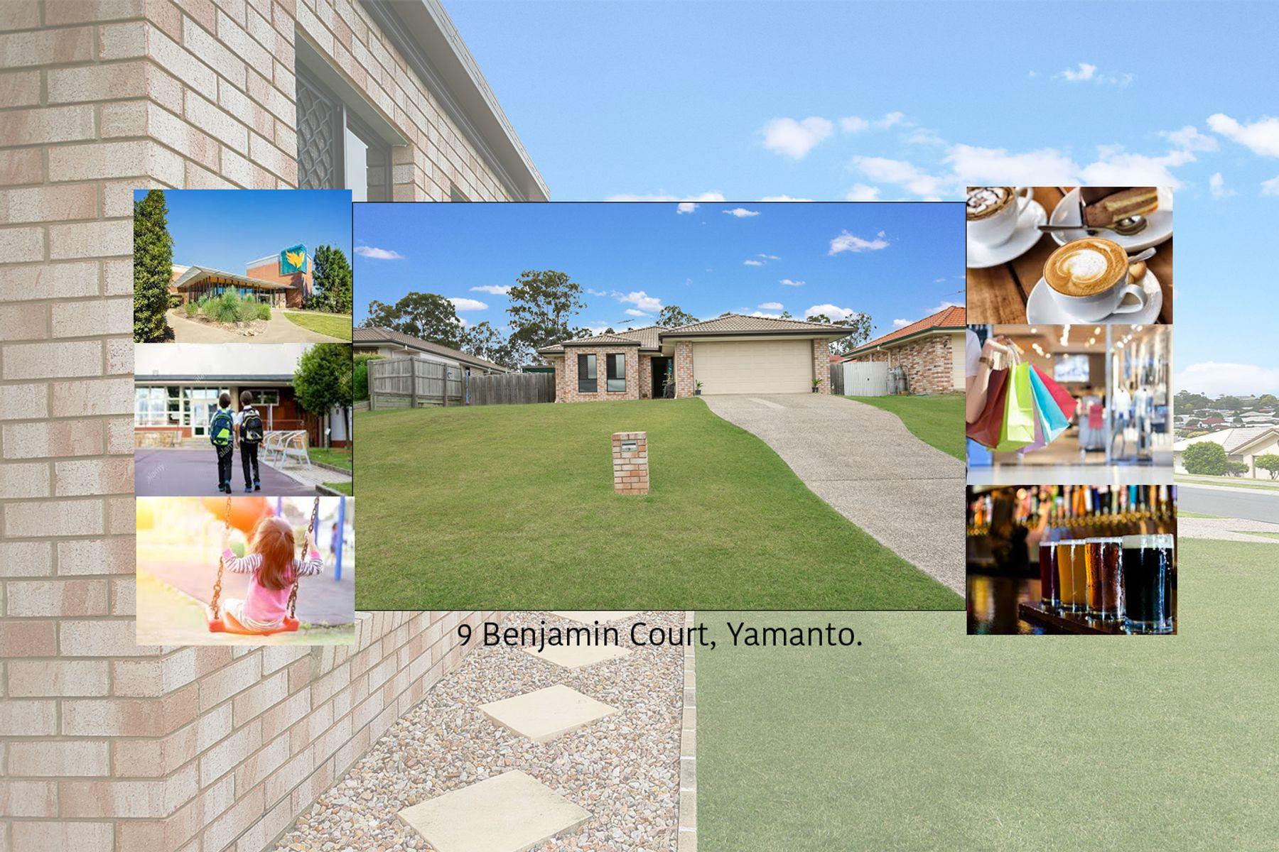 9 Benjamin Court, Yamanto, QLD 4305