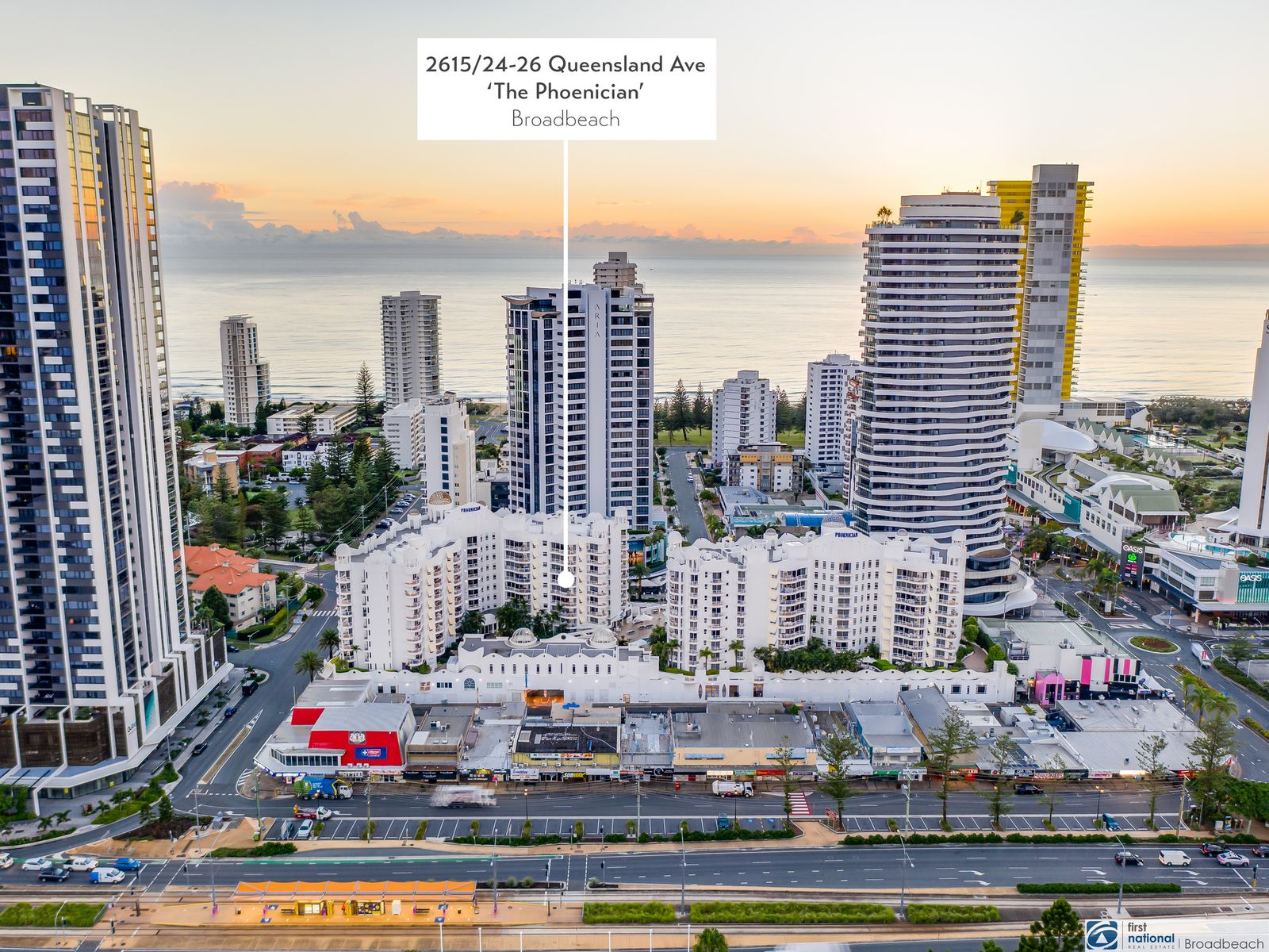 2615/24-26 Queensland Avenue, Broadbeach, QLD 4218
