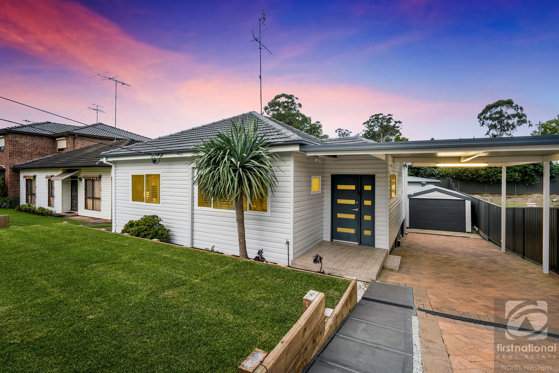 3 and 3a Lennox Street, Old Toongabbie, NSW 2146