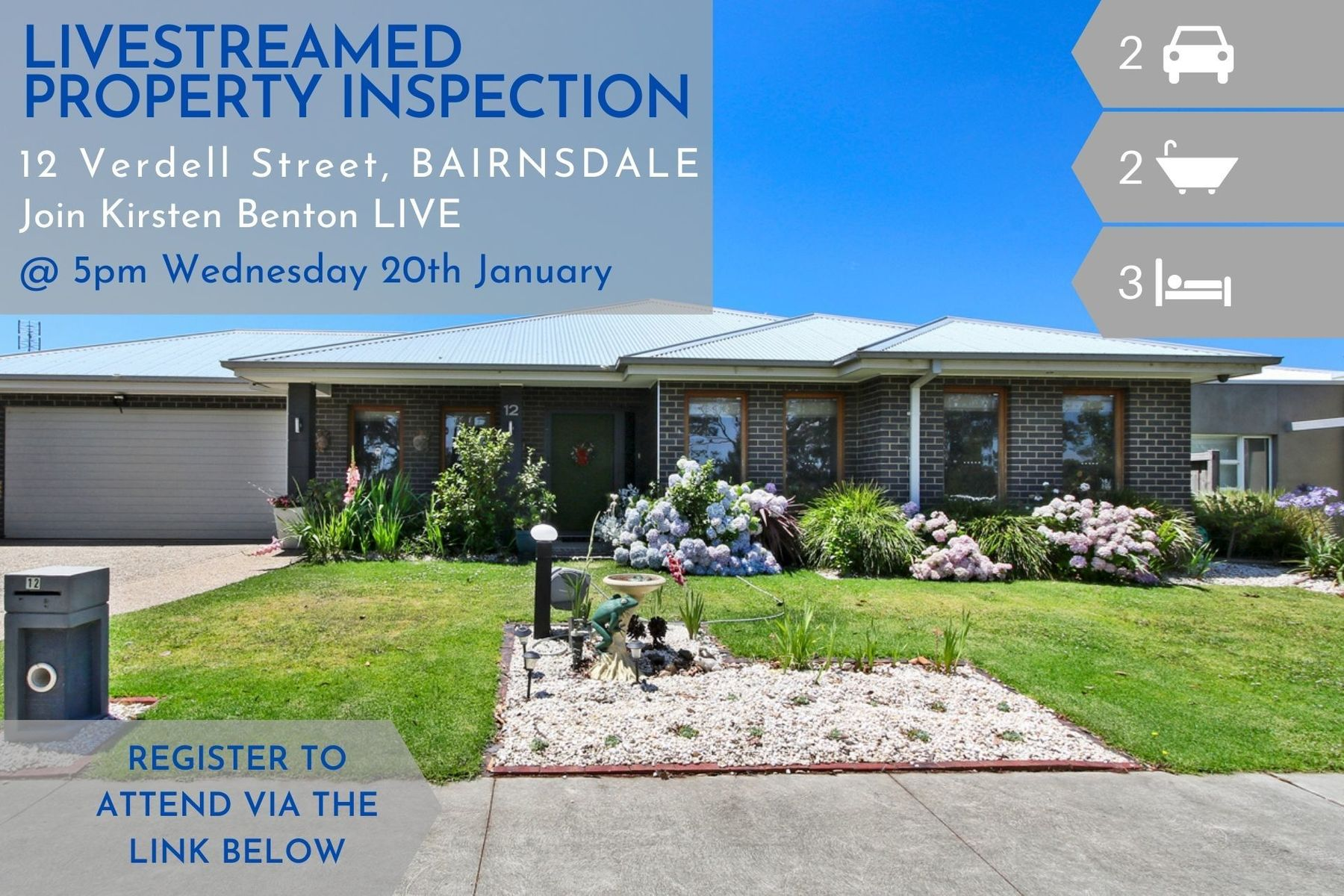 12 Verdell Street, Bairnsdale, VIC 3875