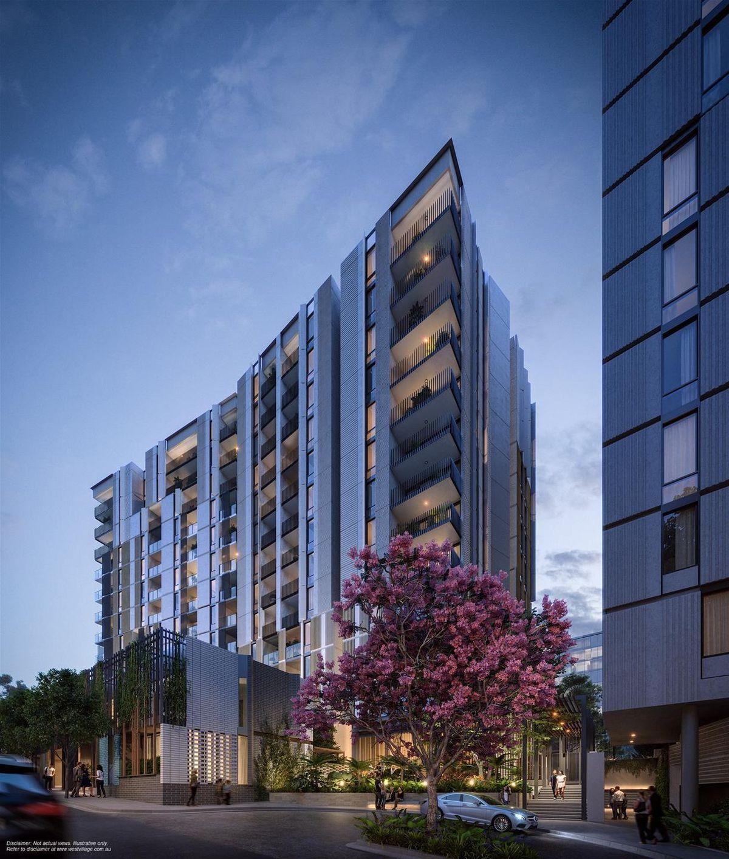 111 Boundary St, West End QLD 4101, Australia, Apartment