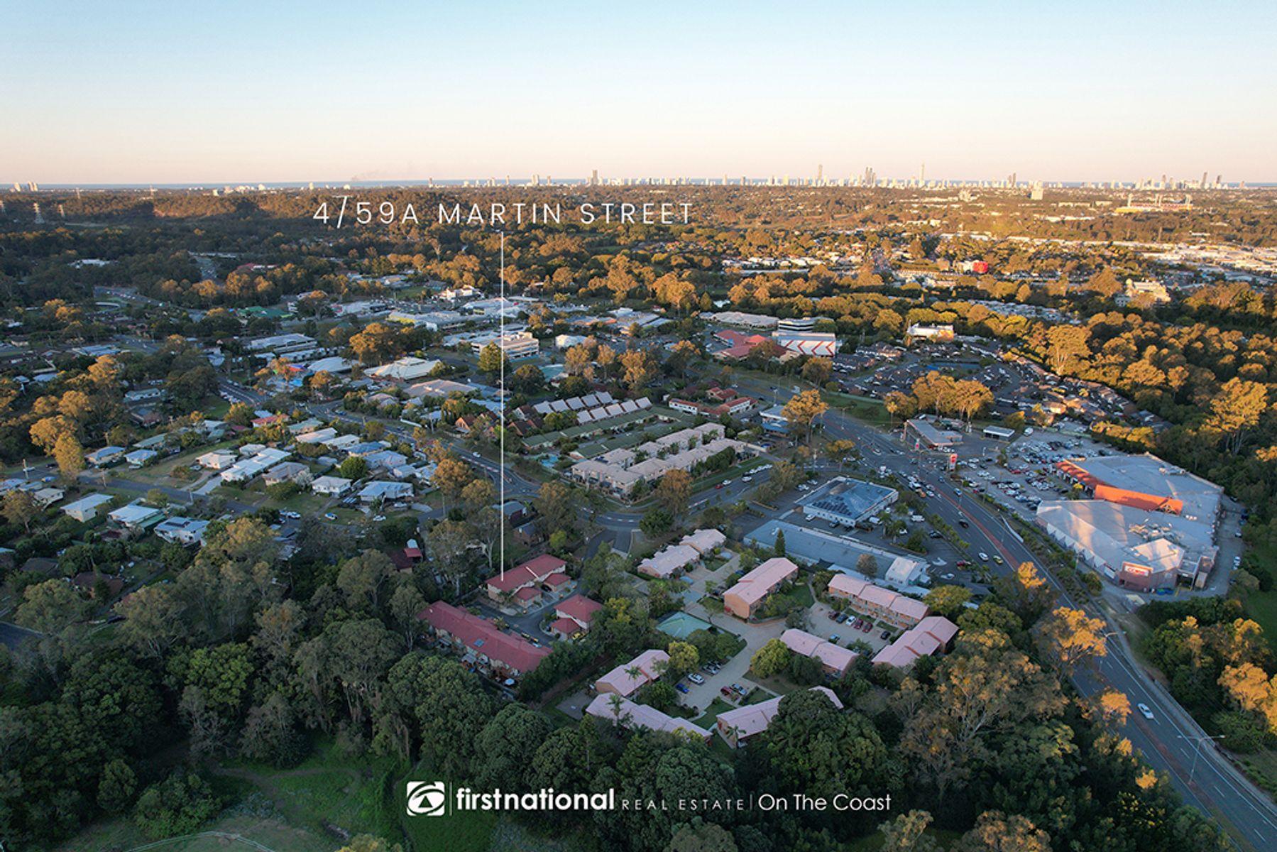 4/59A Martin Street, Nerang, QLD 4211