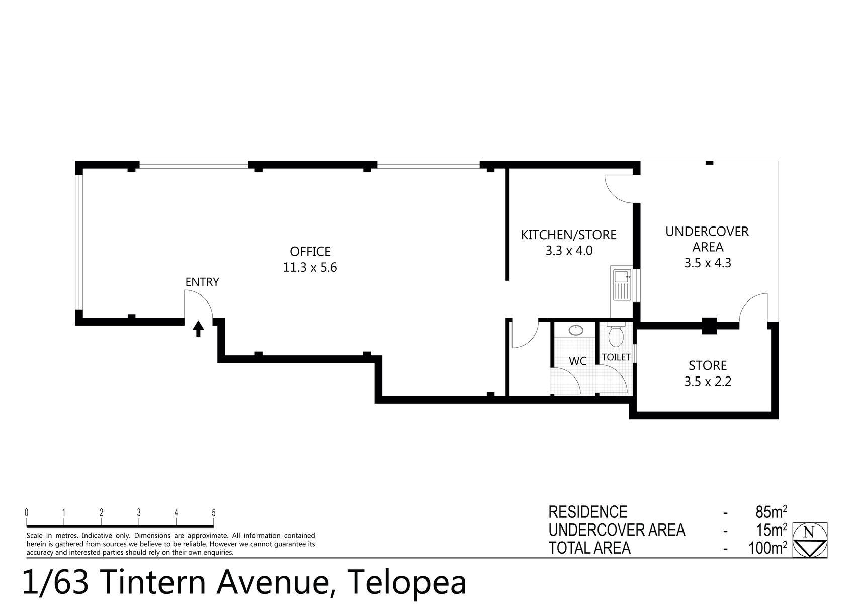 1/63-65 Tintern Avenue, Telopea, NSW 2117