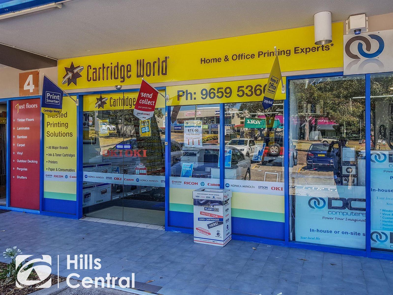 4a/8 Victoria Avenue, Castle Hill, NSW 2154