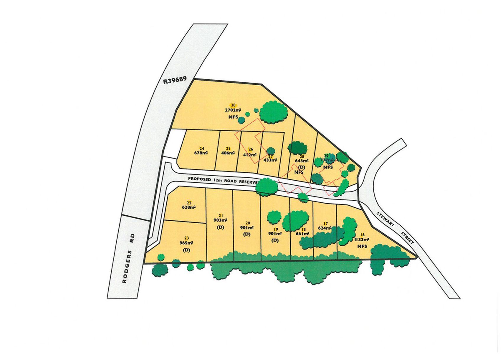 Lot P/L 16-30/Lot 483 Stewart Street, Margaret River, WA 6285
