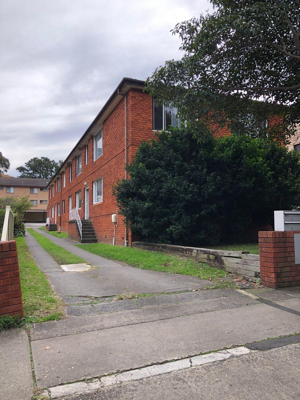 8/64 Station Road, Auburn, NSW 2144