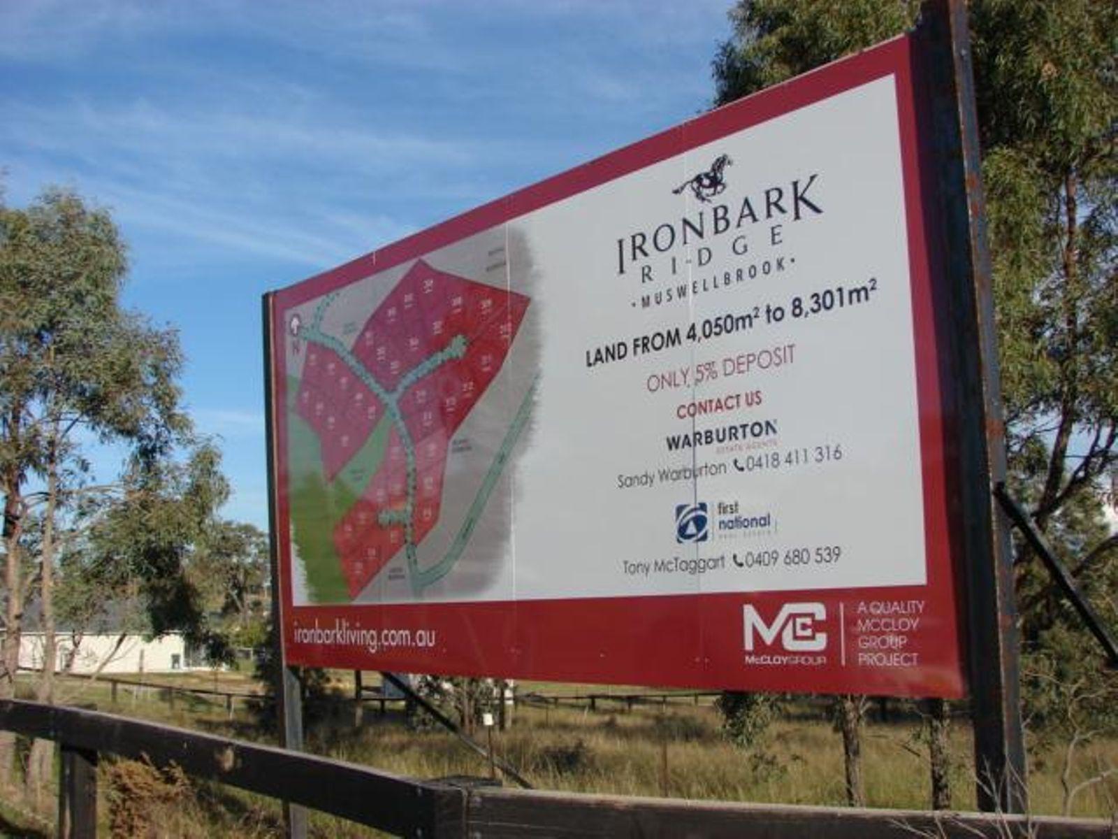 Lot 510 Stockyard Parade, Muswellbrook, NSW 2333