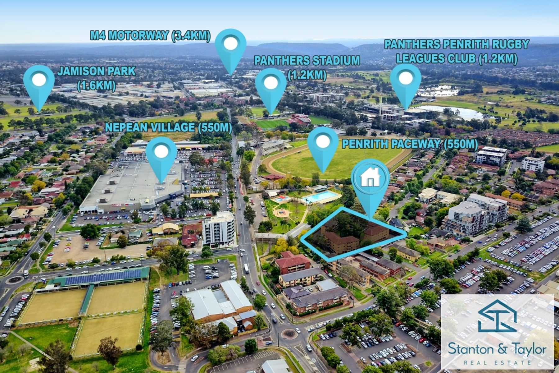 2/30 Union Road, Penrith, NSW 2750
