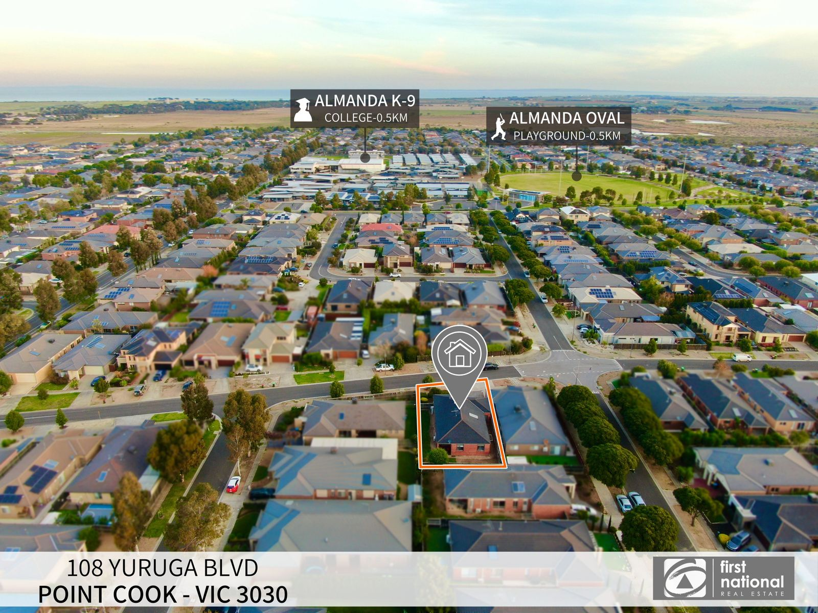108 Yuruga Boulevard, Point Cook, VIC 3030
