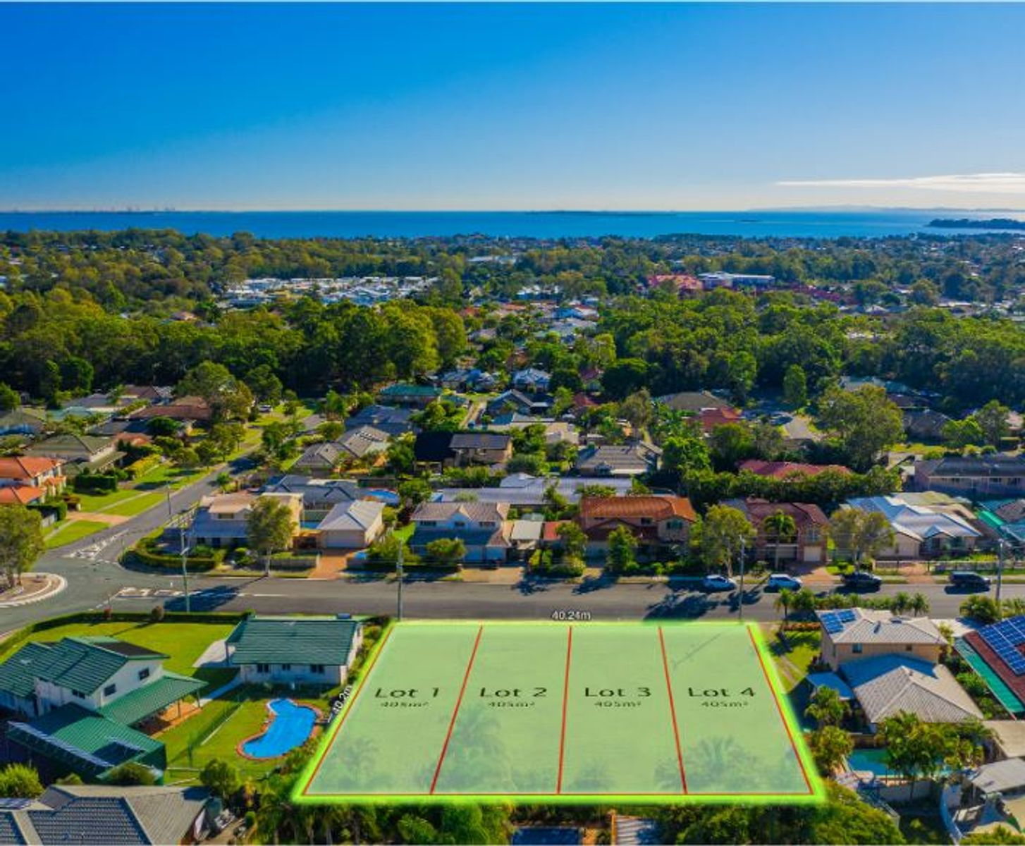 Lot 1 55-57 Burbank Road, Birkdale, QLD 4159