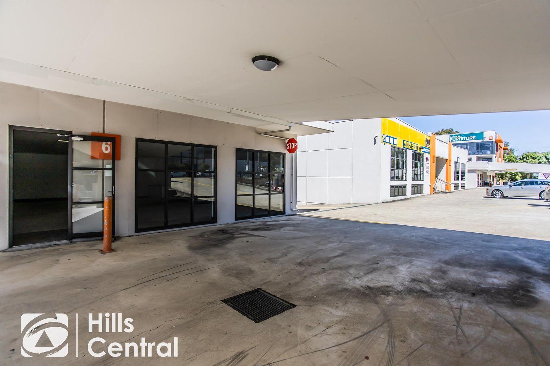 6a/9 Salisbury Road, Castle Hill, NSW 2154