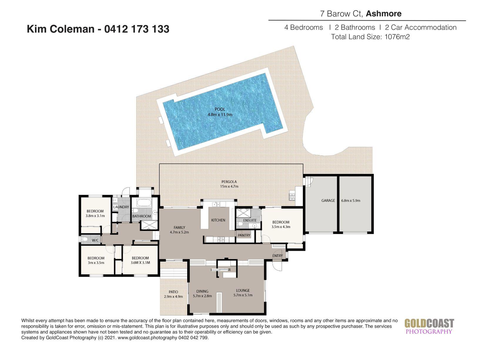 7 Barow Court, Ashmore, QLD 4214